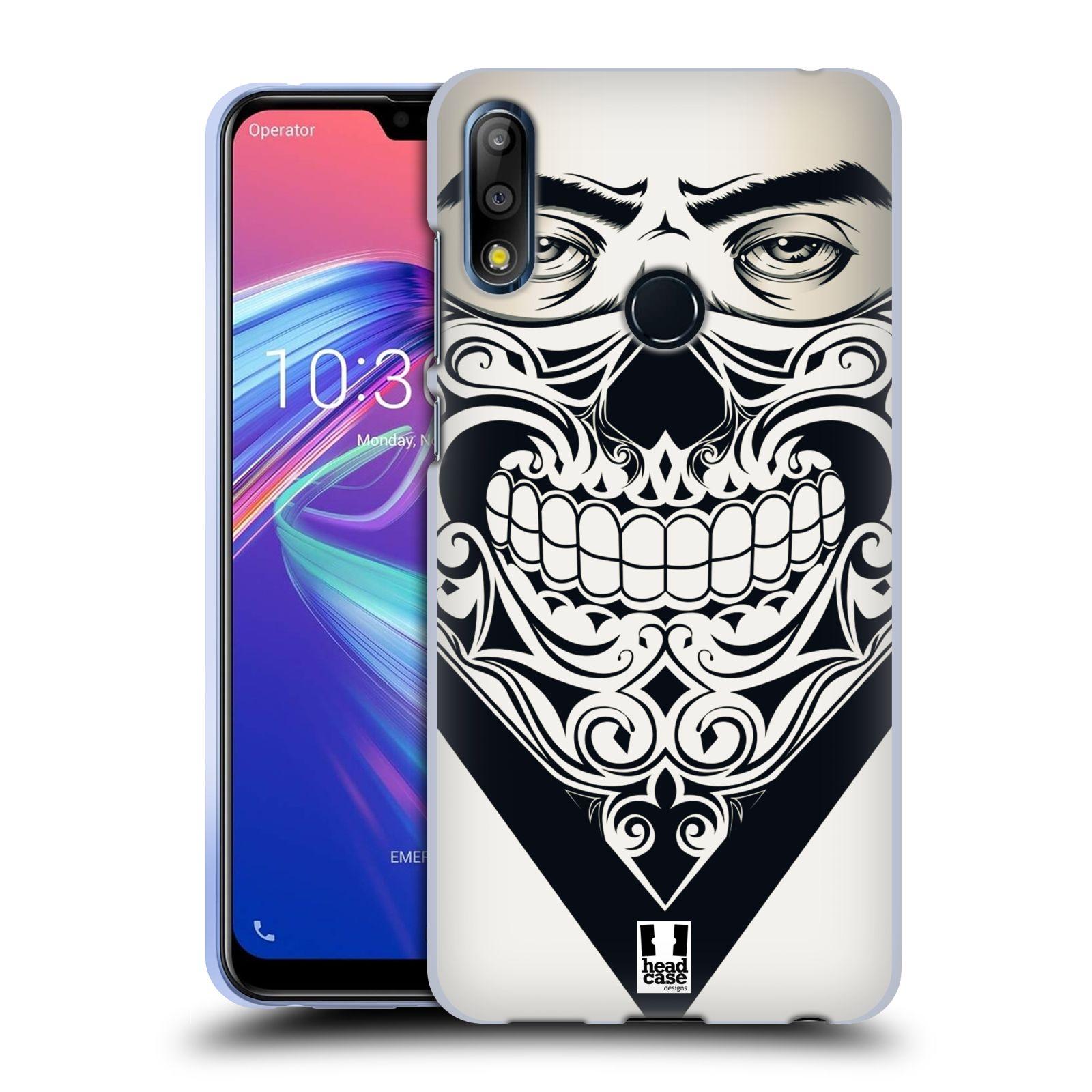 Silikonové pouzdro na mobil Asus Zenfone Max Pro M2 ZB631KL - Head Case - LEBKA BANDANA