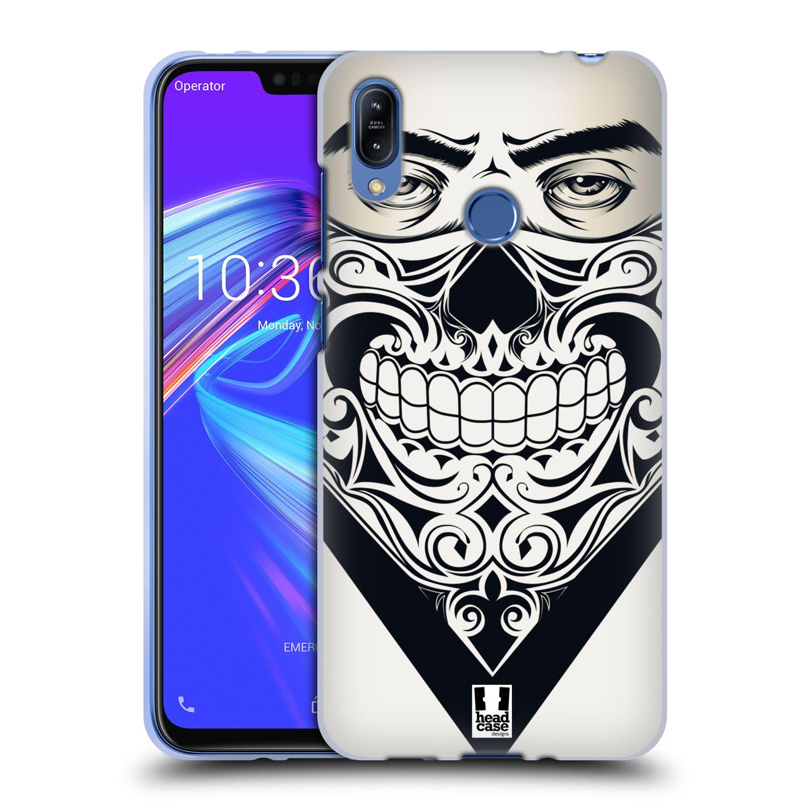 Silikonové pouzdro na mobil Asus Zenfone Max (M2) ZB633KL - Head Case - LEBKA BANDANA
