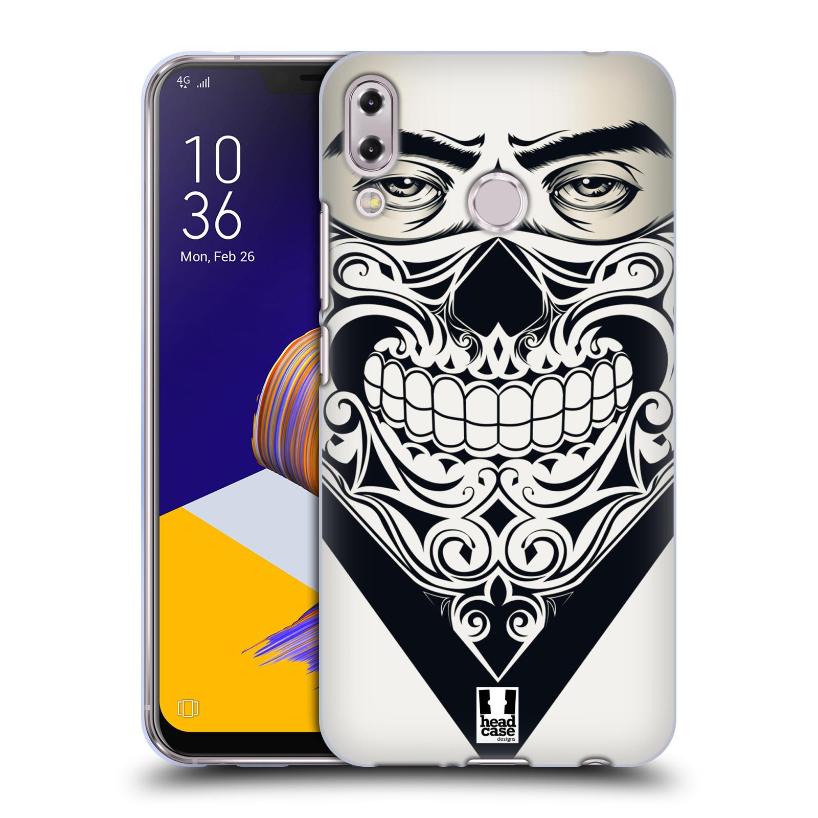 Silikonové pouzdro na mobil Asus ZenFone 5 ZE620KL - Head Case - LEBKA BANDANA