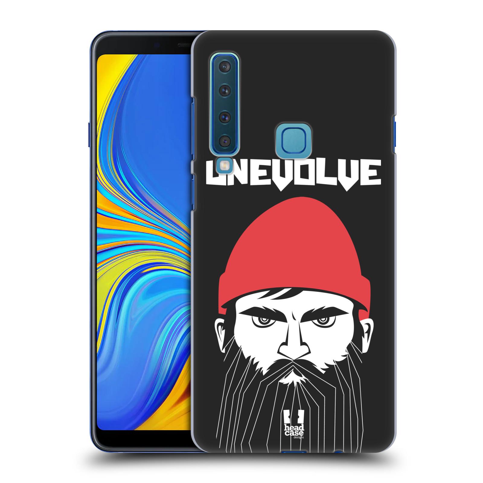 Plastové pouzdro na mobil Samsung Galaxy A9 (2018) - Head Case - KNÍRAČ UNEVOLVE