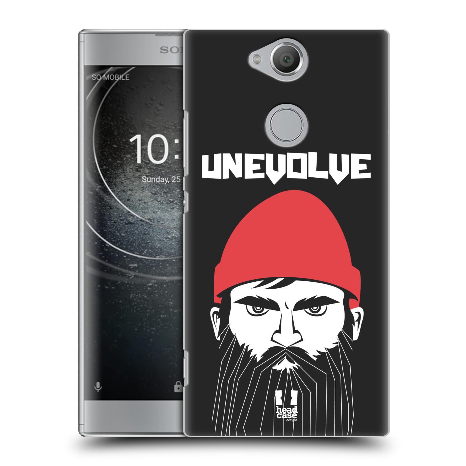 Plastové pouzdro na mobil Sony Xperia XA2 - Head Case - KNÍRAČ UNEVOLVE