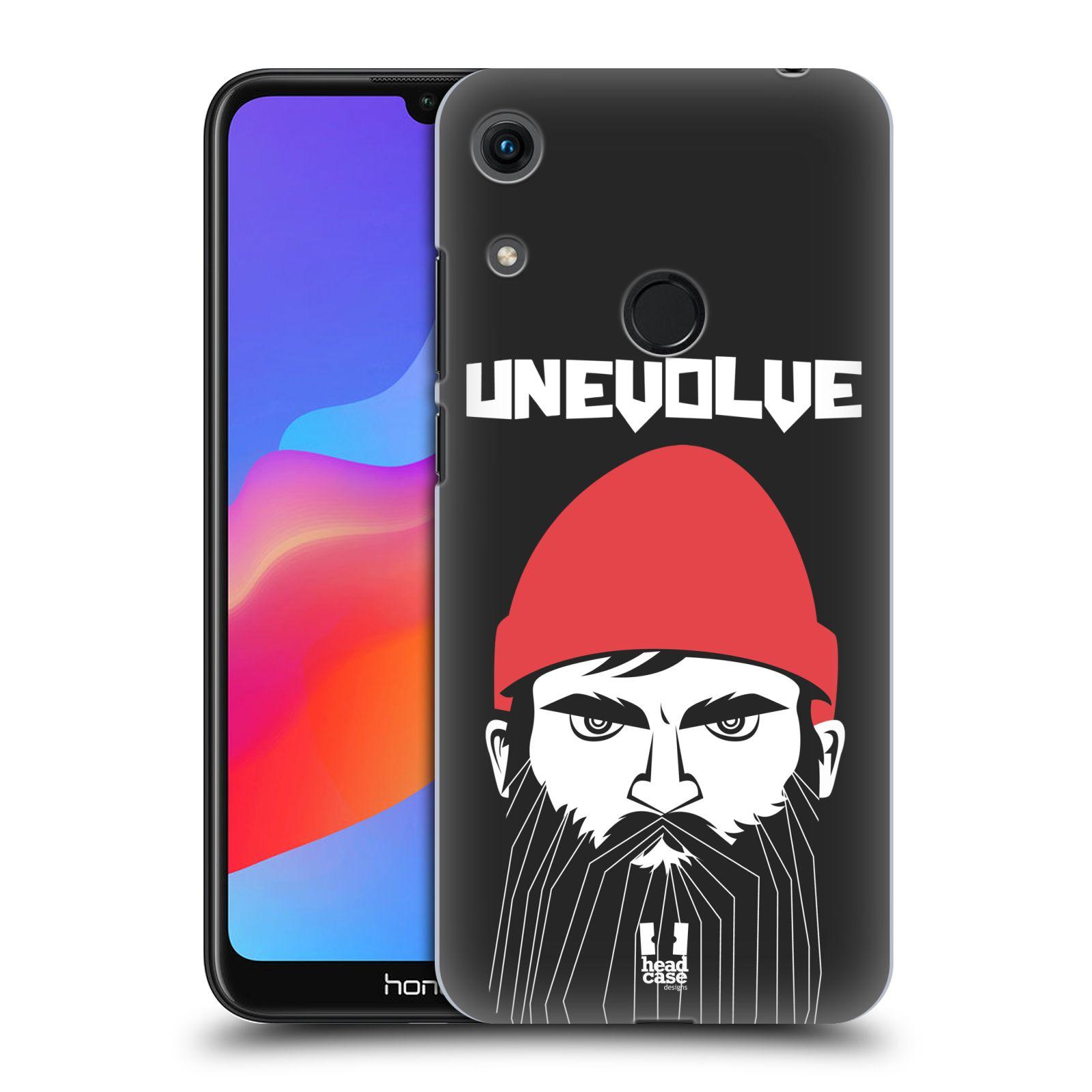 Plastové pouzdro na mobil Honor 8A - Head Case - KNÍRAČ UNEVOLVE
