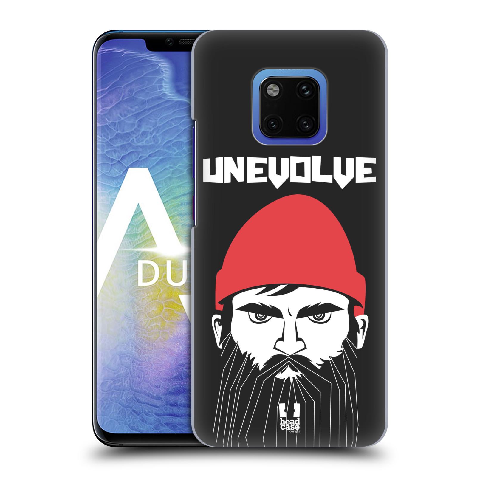 Plastové pouzdro na mobil Huawei Mate 20 Pro - Head Case - KNÍRAČ UNEVOLVE