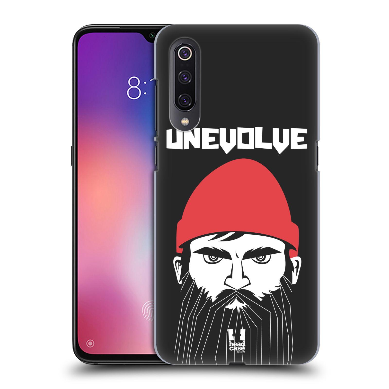 Plastové pouzdro na mobil Xiaomi Mi 9 - Head Case - KNÍRAČ UNEVOLVE