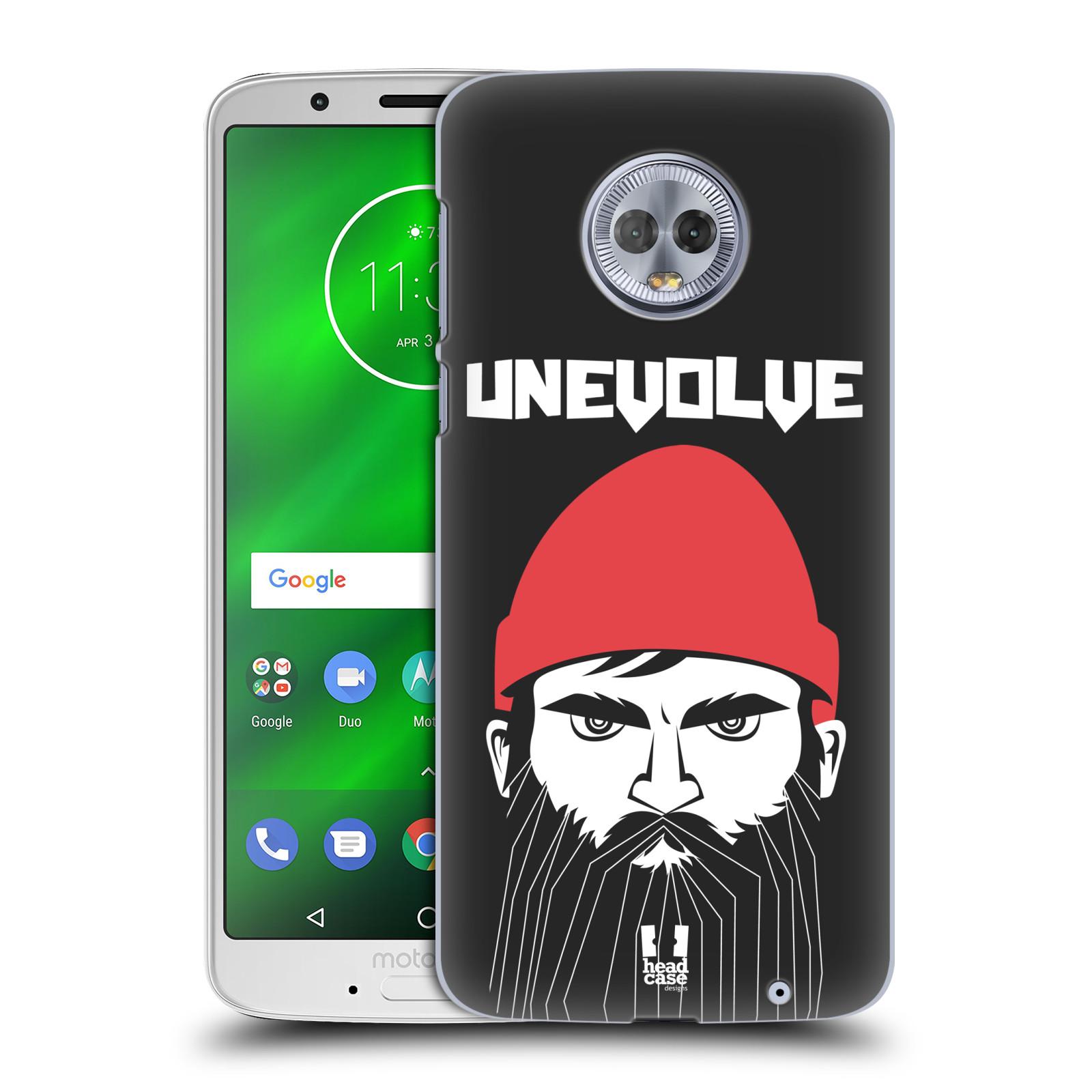 Plastové pouzdro na mobil Motorola Moto G6 Plus - Head Case - KNÍRAČ UNEVOLVE