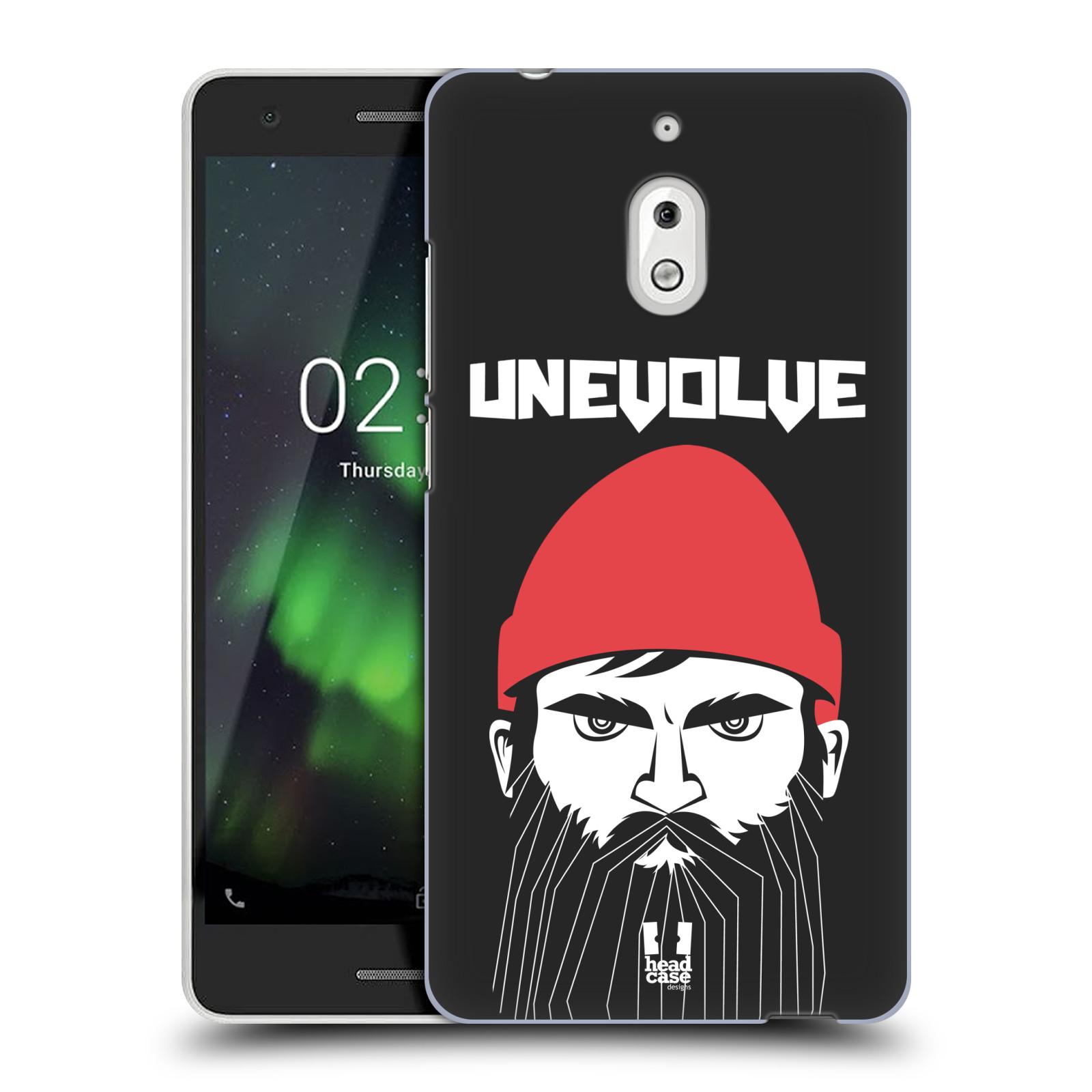 Plastové pouzdro na mobil Nokia 2.1 - Head Case - KNÍRAČ UNEVOLVE