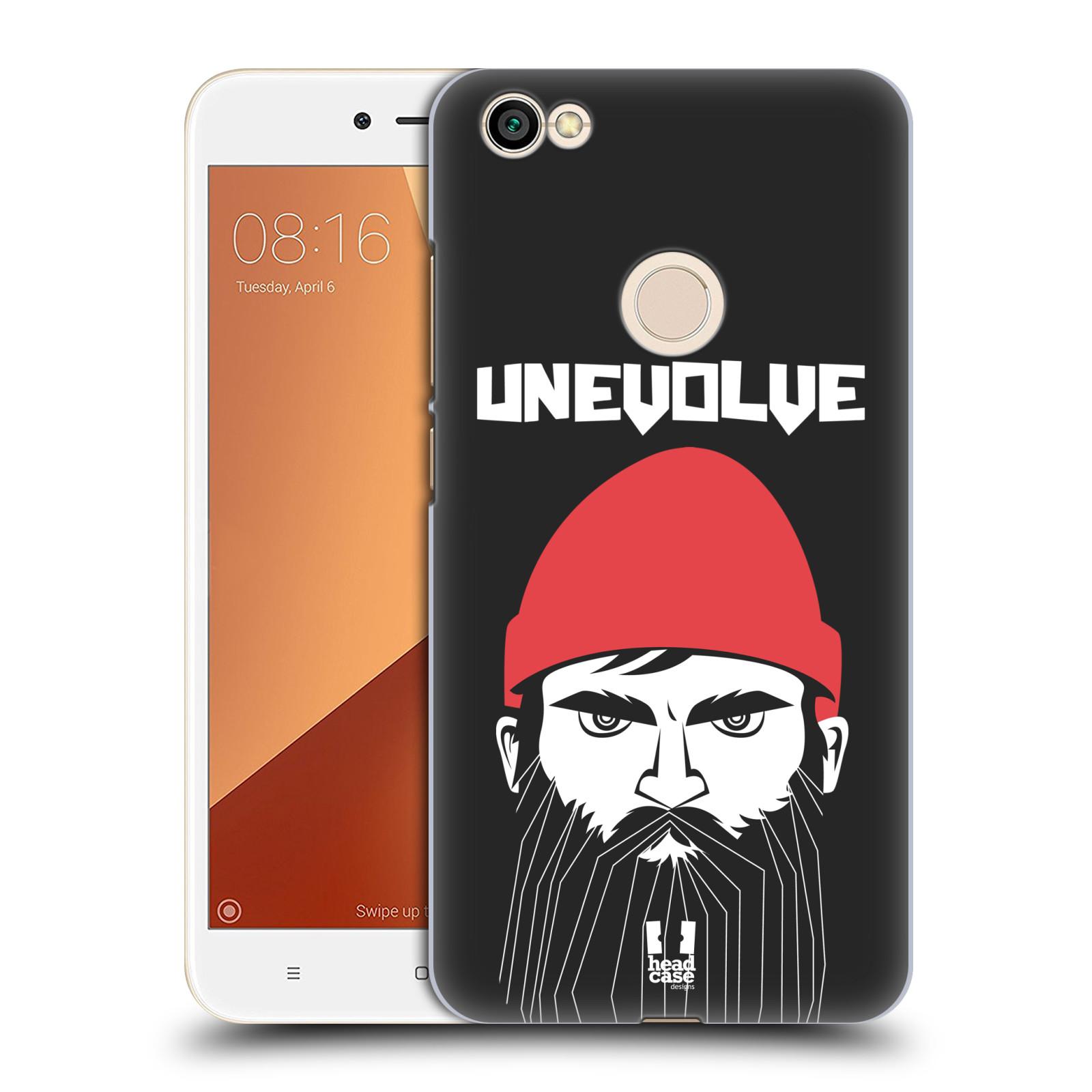 Plastové pouzdro na mobil Xiaomi Redmi Note 5A Prime - Head Case - KNÍRAČ UNEVOLVE