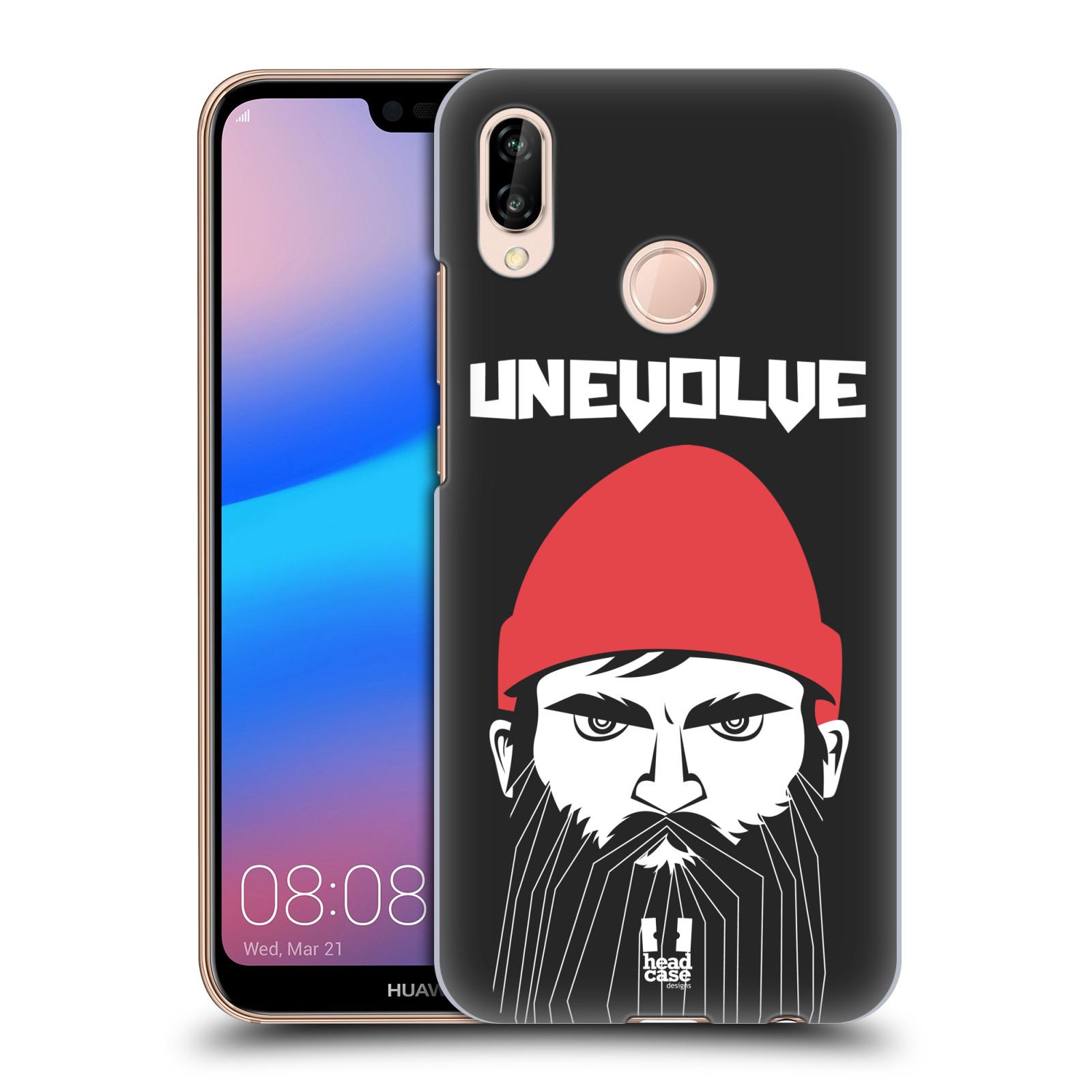 Plastové pouzdro na mobil Huawei P20 Lite - Head Case - KNÍRAČ UNEVOLVE