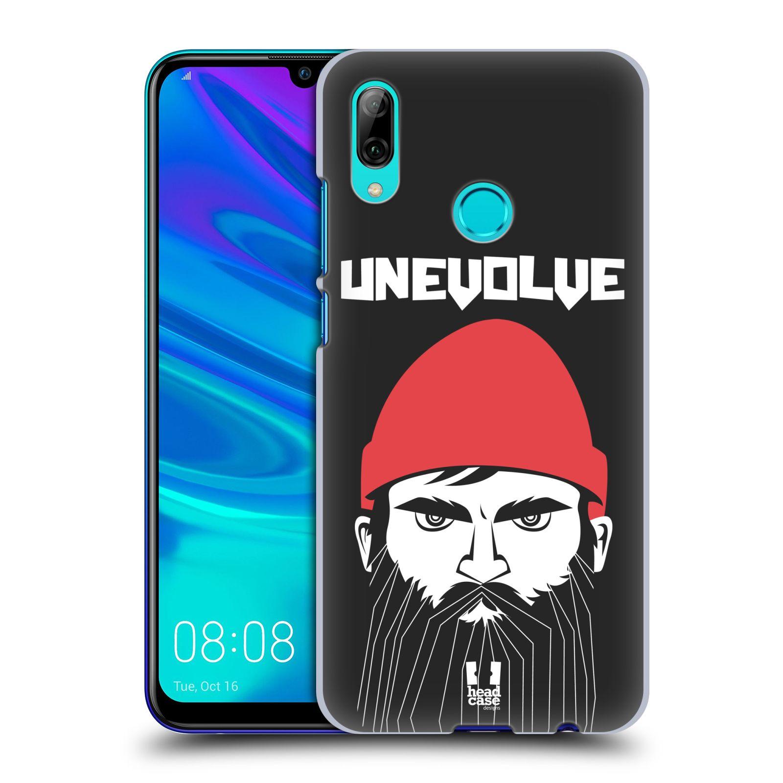 Plastové pouzdro na mobil Huawei P Smart (2019) - Head Case - KNÍRAČ UNEVOLVE