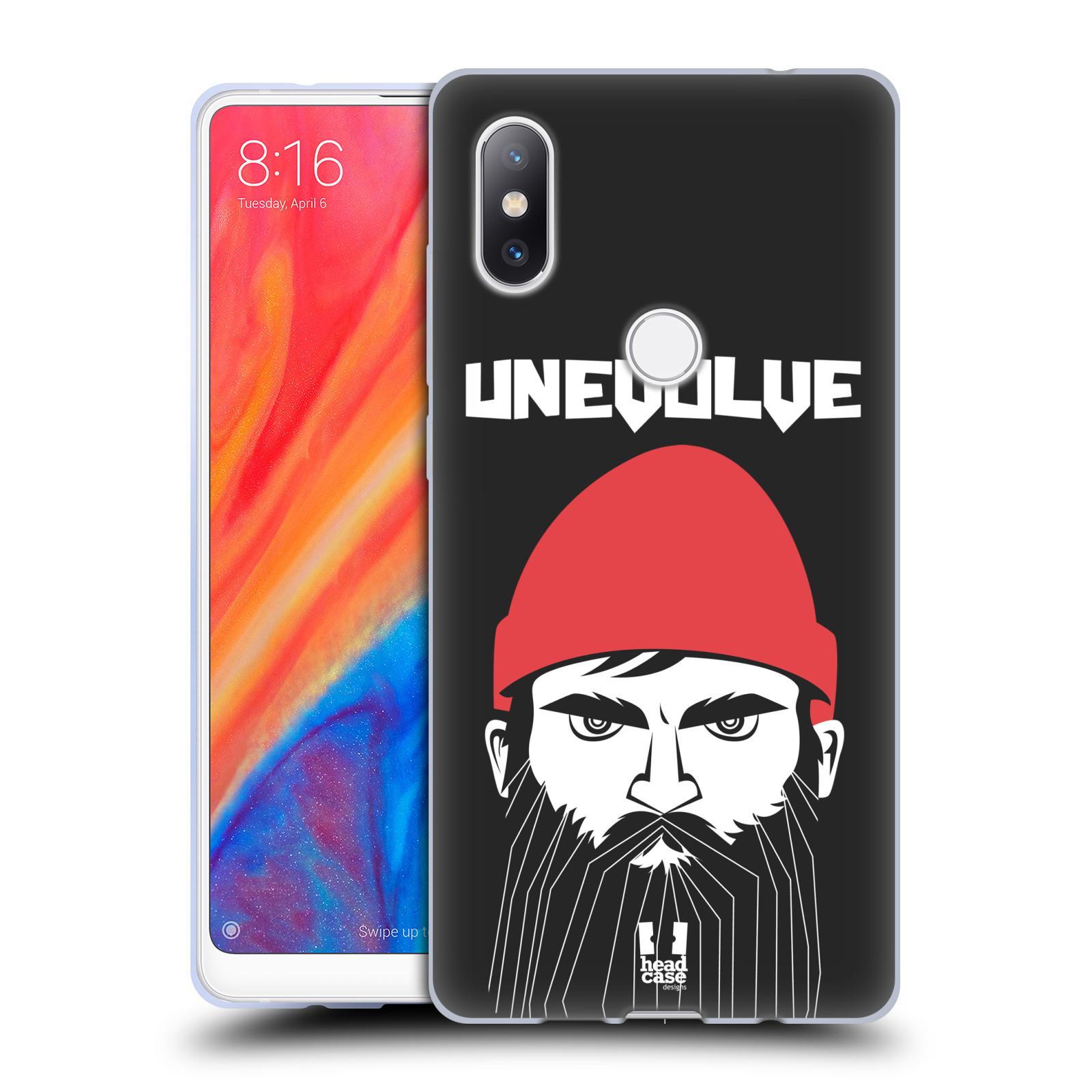 Silikonové pouzdro na mobil Xiaomi Mi Mix 2S - Head Case - KNÍRAČ UNEVOLVE