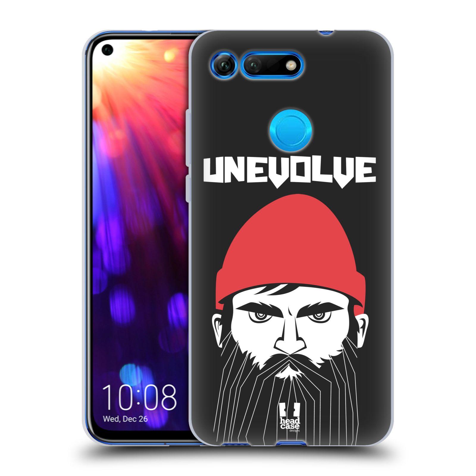 Silikonové pouzdro na mobil Honor View 20 - Head Case - KNÍRAČ UNEVOLVE