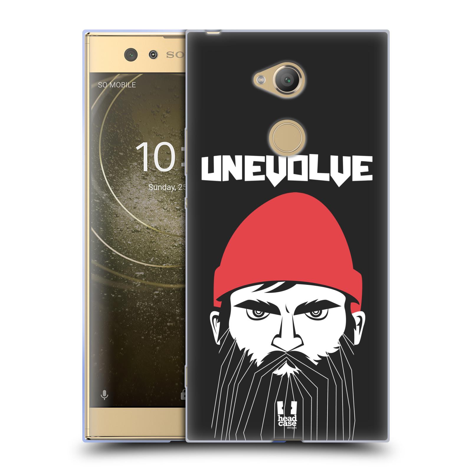 Silikonové pouzdro na mobil Sony Xperia XA2 Ultra - Head Case - KNÍRAČ UNEVOLVE