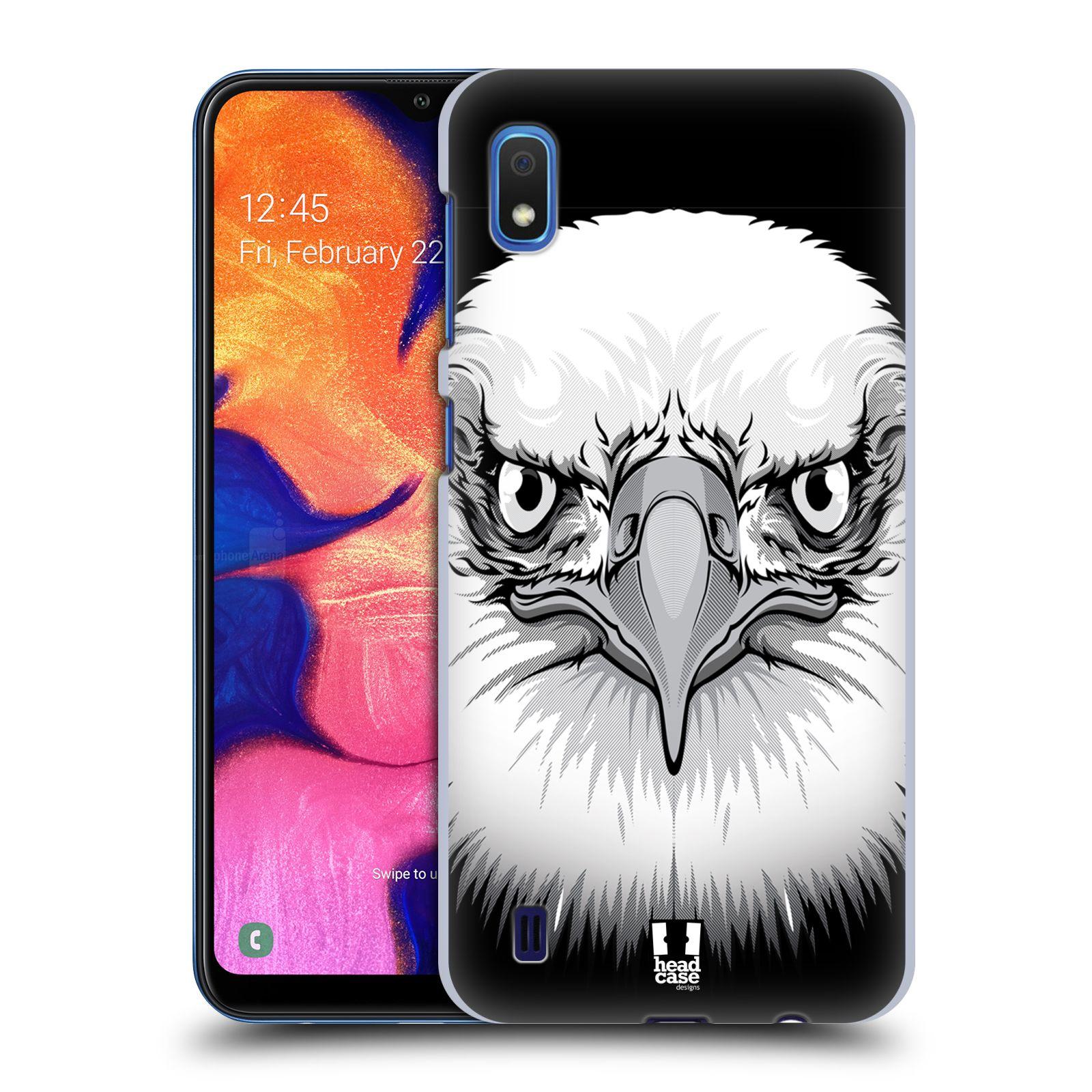 Plastové pouzdro na mobil Samsung Galaxy A10 - Head Case - ILUSTROVANÝ OREL