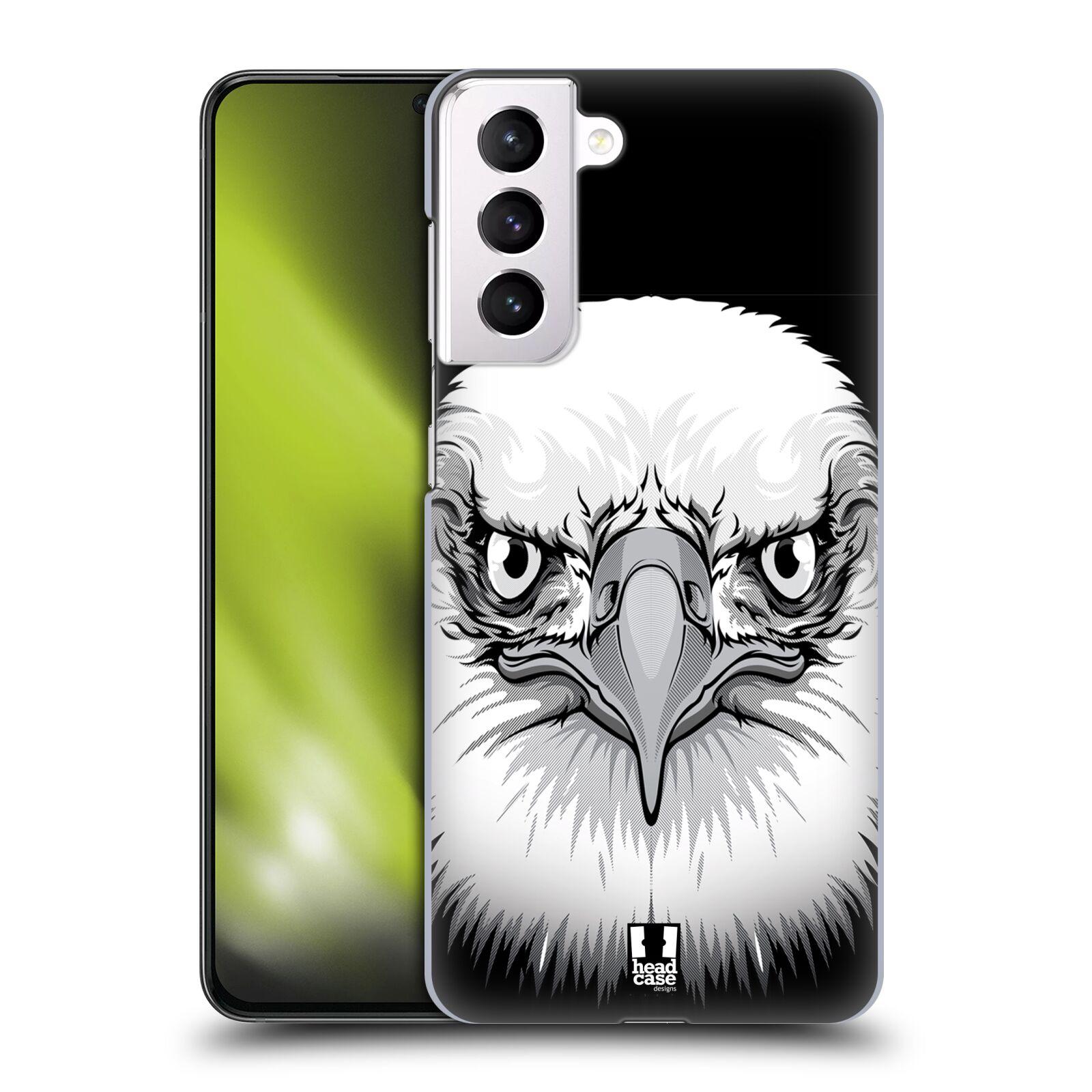 Plastové pouzdro na mobil Samsung Galaxy S21 Plus 5G - Head Case - ILUSTROVANÝ OREL