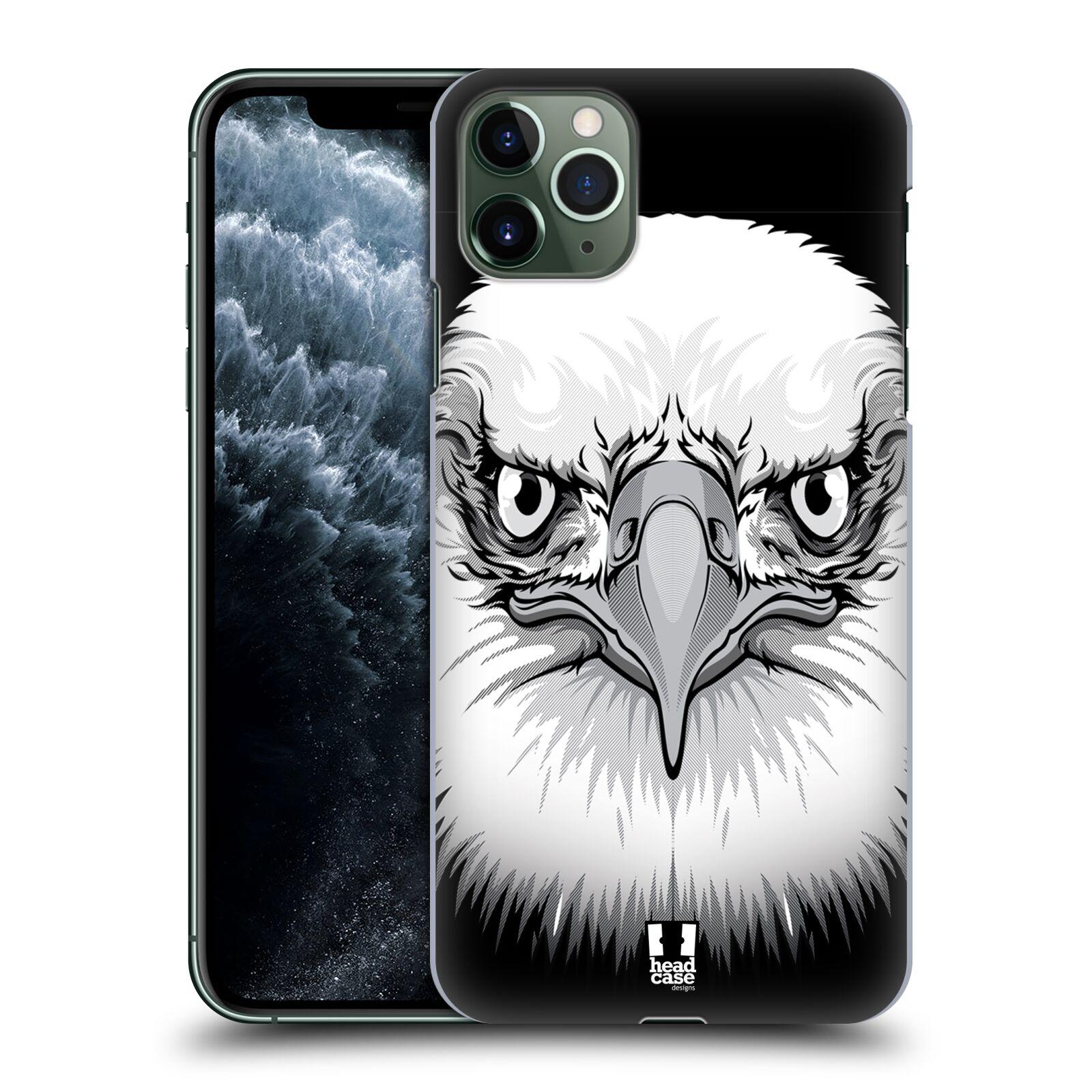 Plastové pouzdro na mobil Apple iPhone 11 Pro Max - Head Case - ILUSTROVANÝ OREL