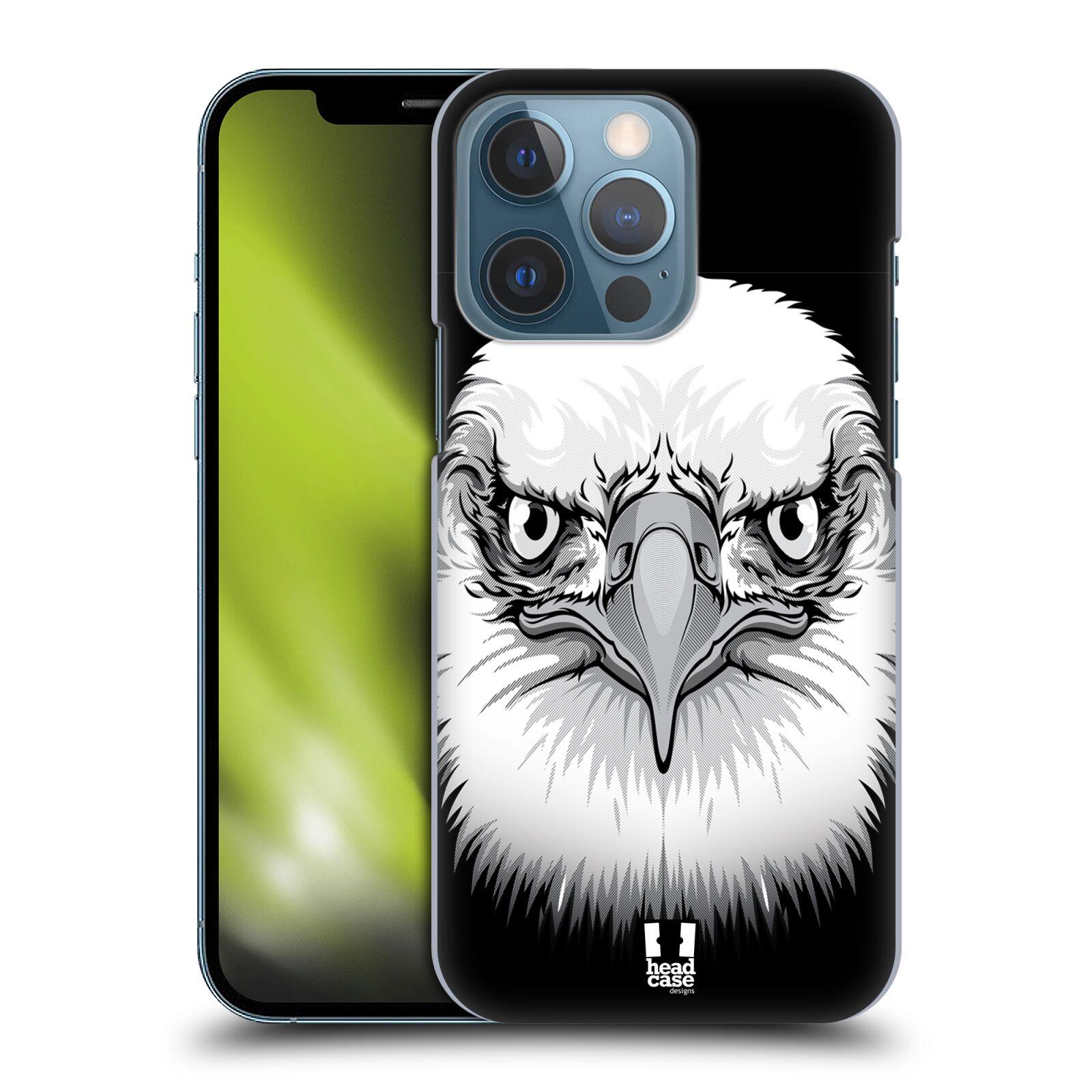 Plastové pouzdro na mobil Apple iPhone 13 Pro - Head Case - ILUSTROVANÝ OREL