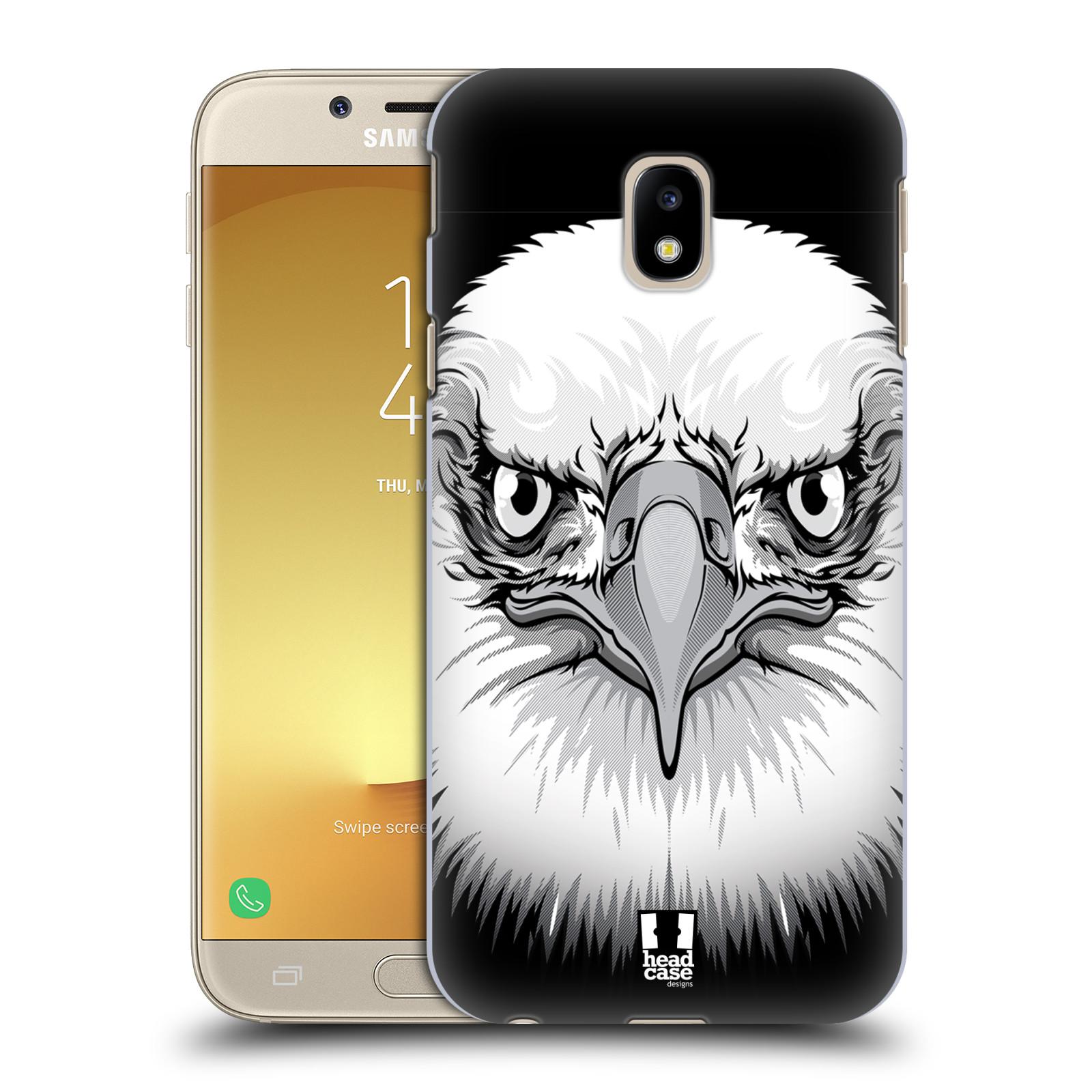 Plastové pouzdro na mobil Samsung Galaxy J3 (2017) - Head Case - ILUSTROVANÝ OREL