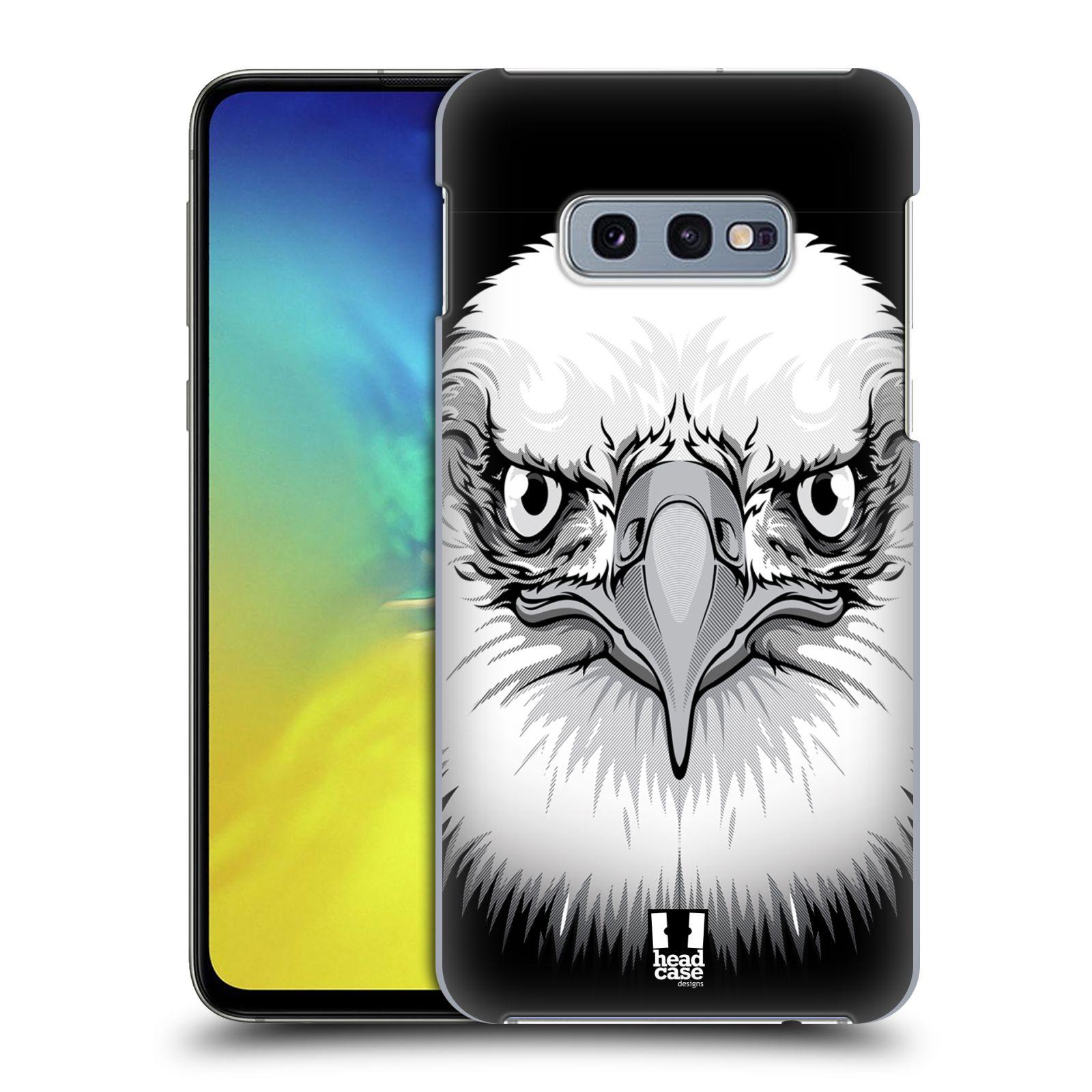 Plastové pouzdro na mobil Samsung Galaxy S10e - Head Case - ILUSTROVANÝ OREL