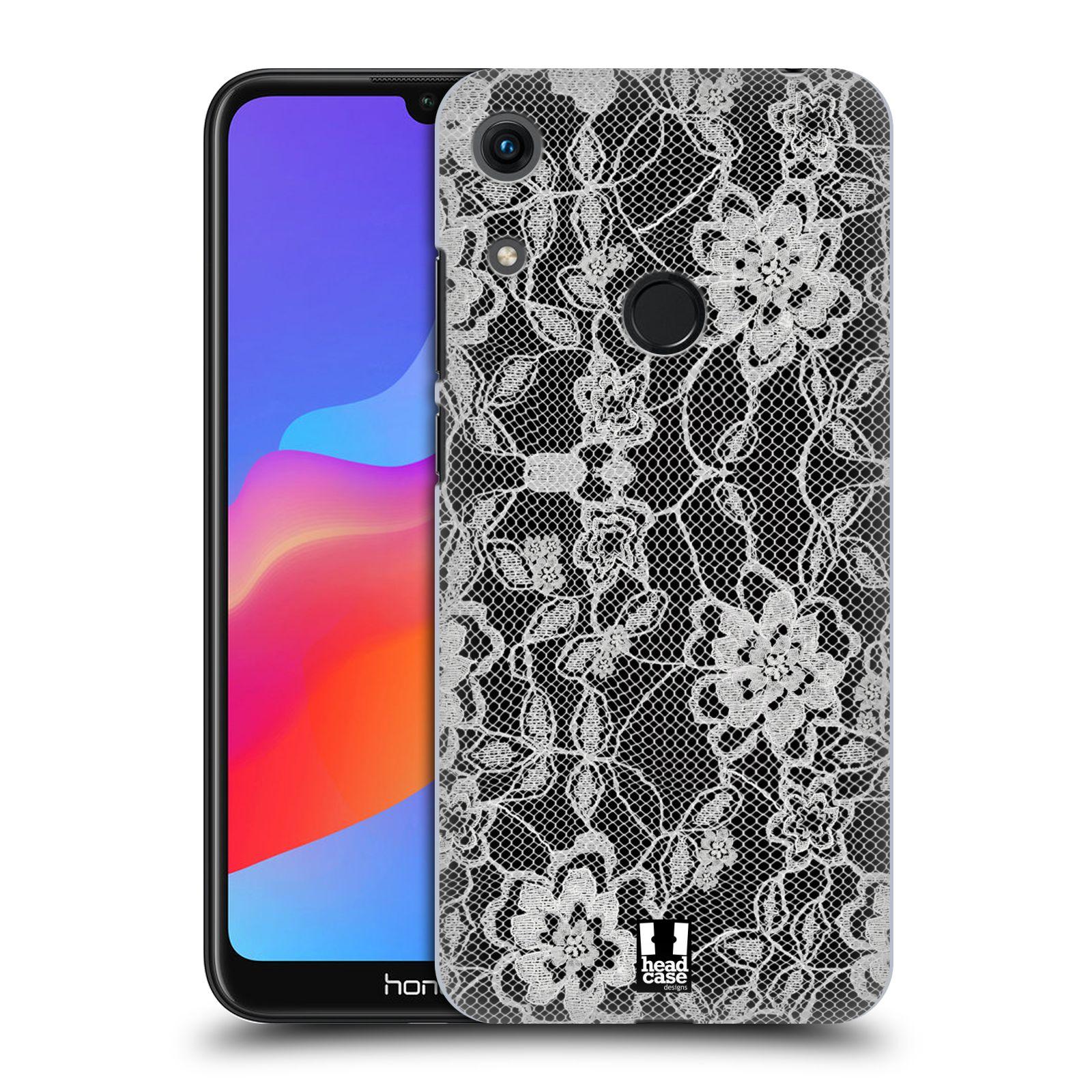Plastové pouzdro na mobil Honor 8A - Head Case - FLOWERY KRAJKA