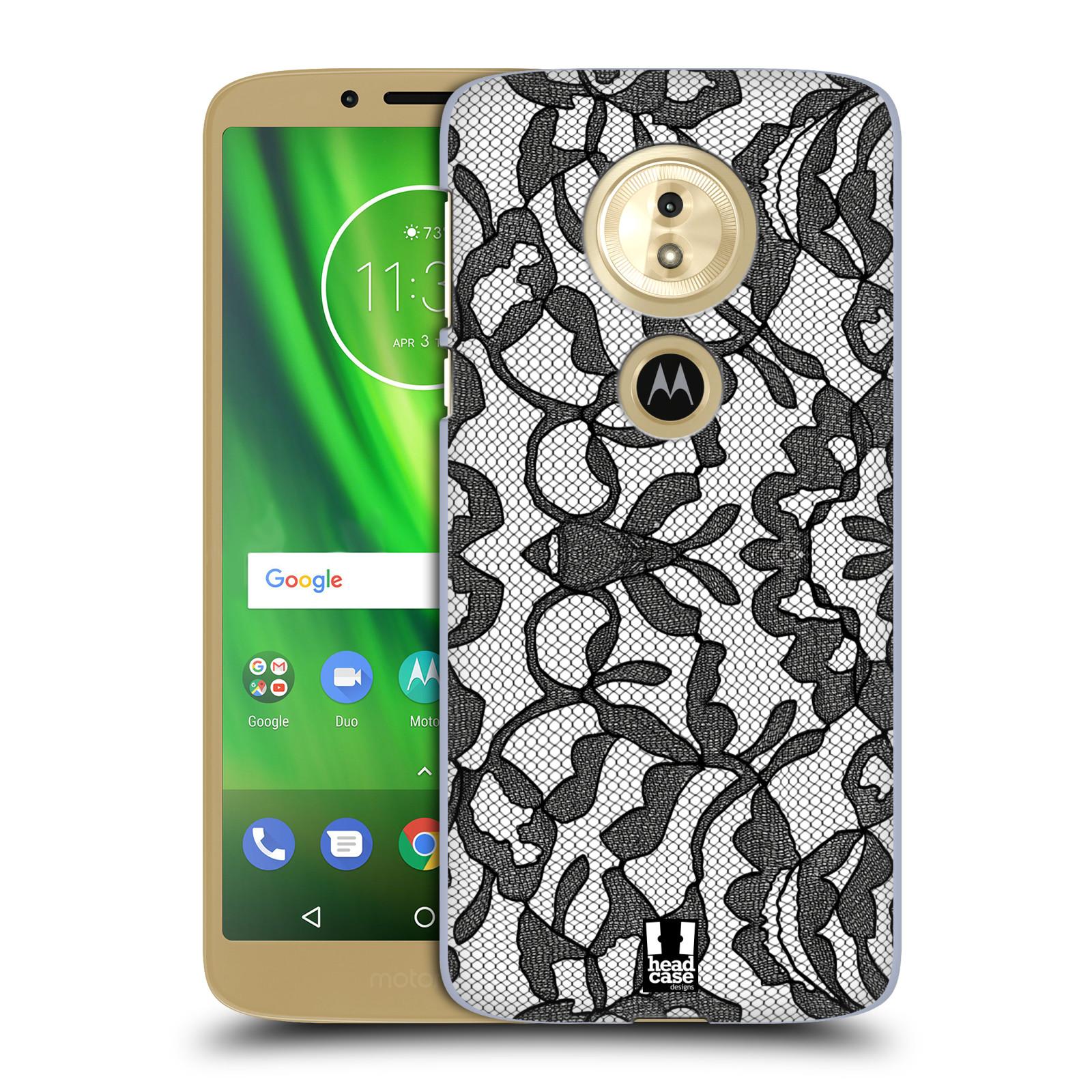 Plastové pouzdro na mobil Motorola Moto G6 Play - Head Case - LEAFY KRAJKA