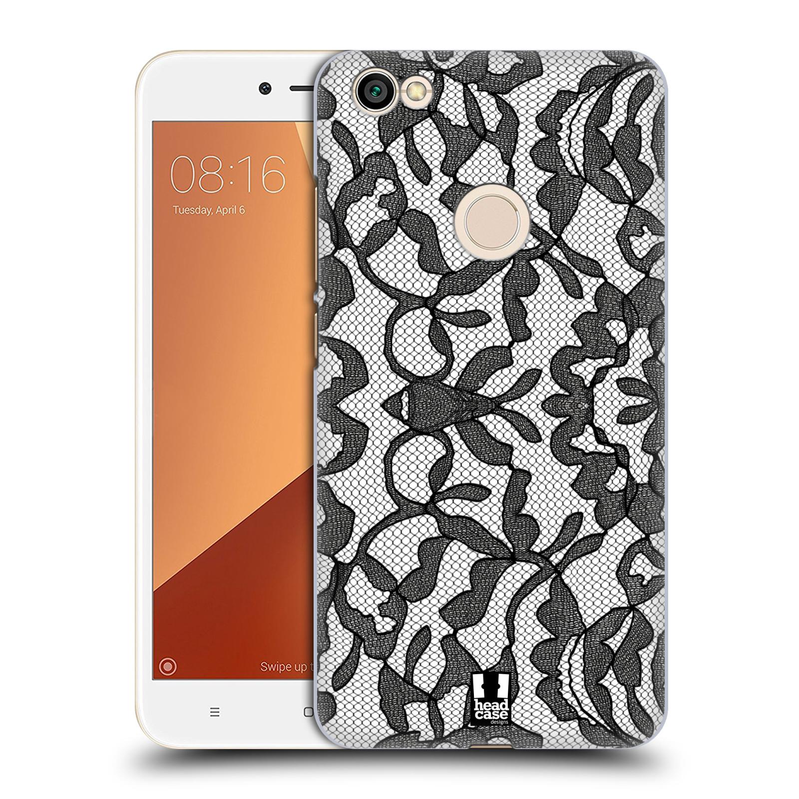 Plastové pouzdro na mobil Xiaomi Redmi Note 5A Prime - Head Case - LEAFY KRAJKA