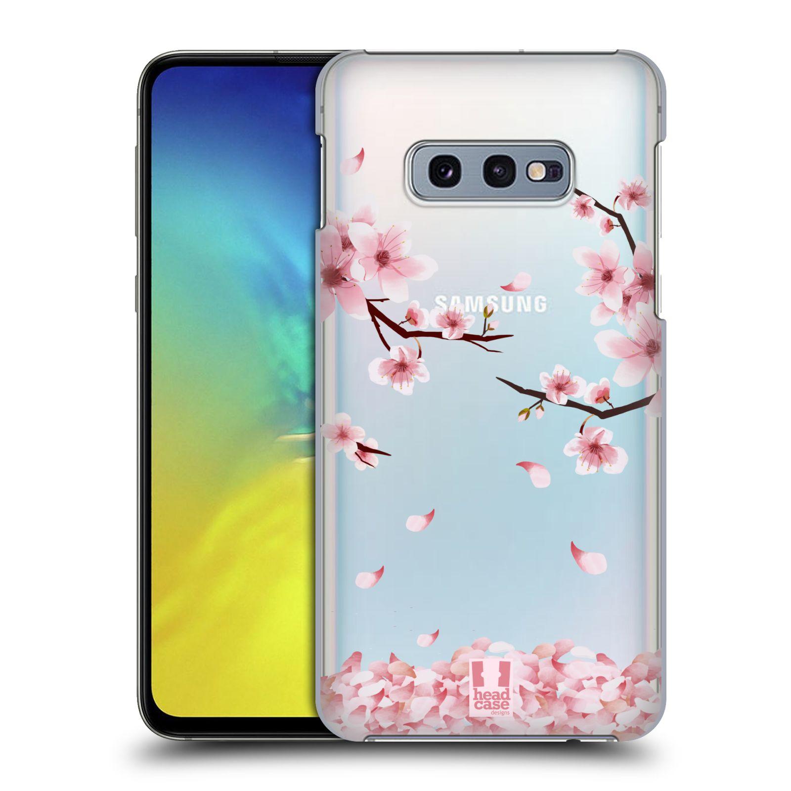 Plastové pouzdro na mobil Samsung Galaxy S10e - Head Case - Květy a větvičky