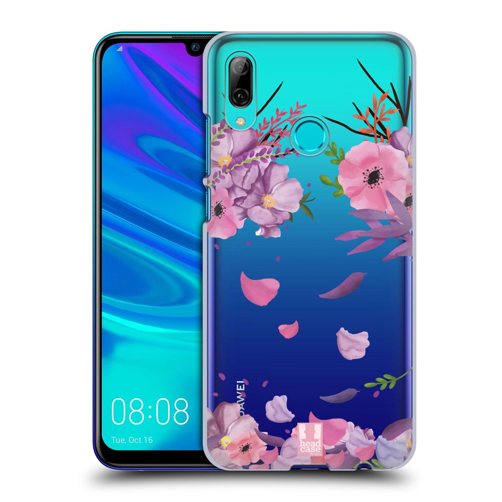 Plastové pouzdro na mobil Huawei P Smart (2019) - Head Case - Okvětní lístky
