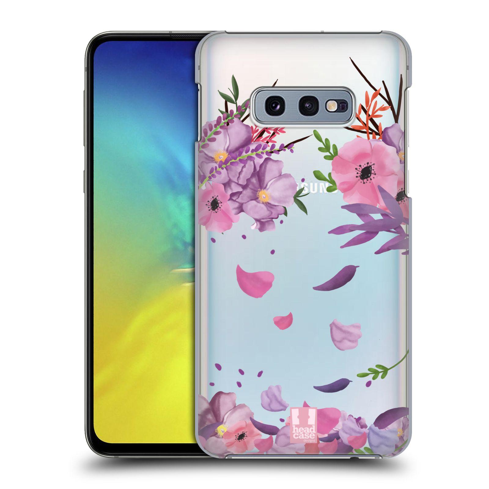 Plastové pouzdro na mobil Samsung Galaxy S10e - Head Case - Okvětní lístky