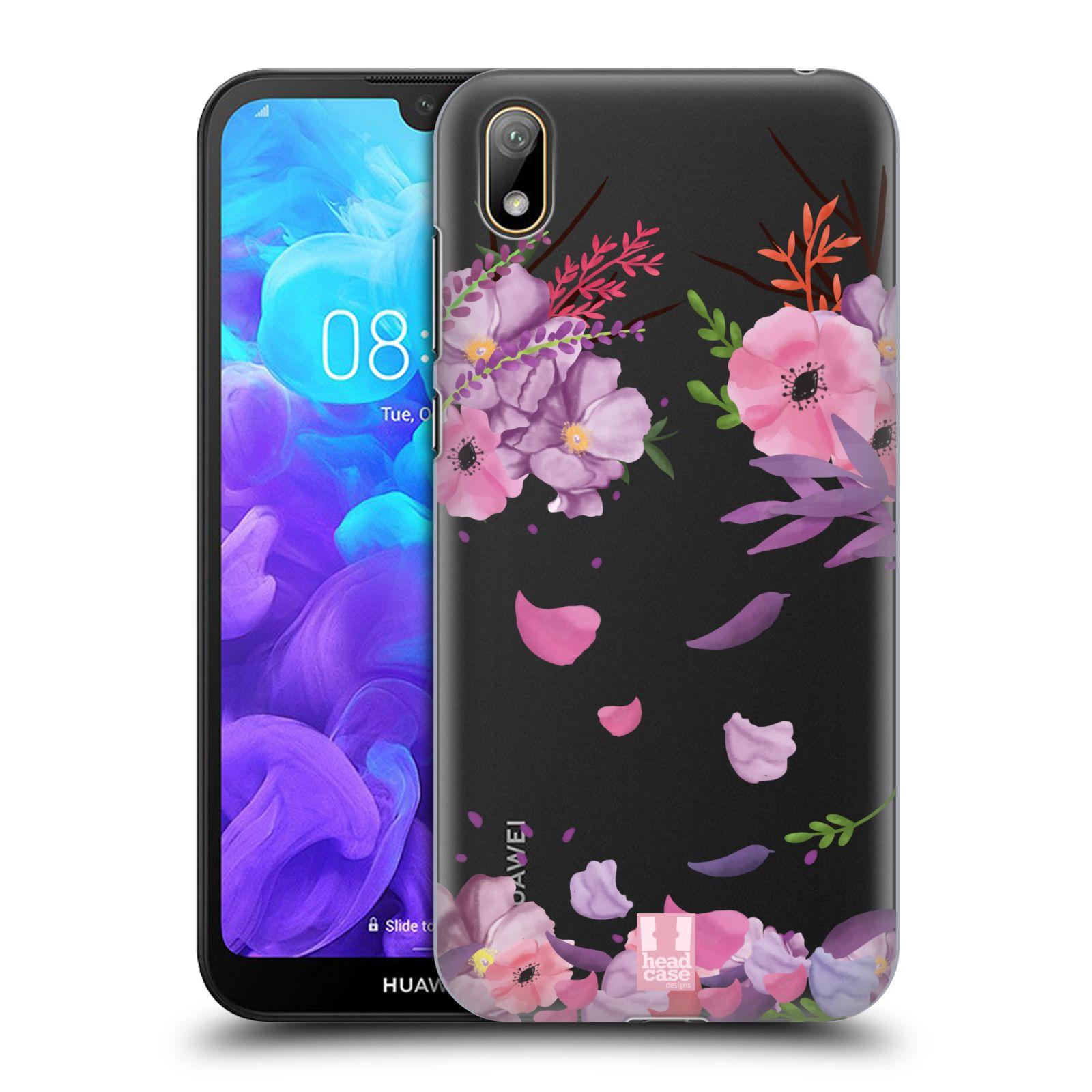 Plastové pouzdro na mobil Honor 8S - Head Case - Okvětní lístky