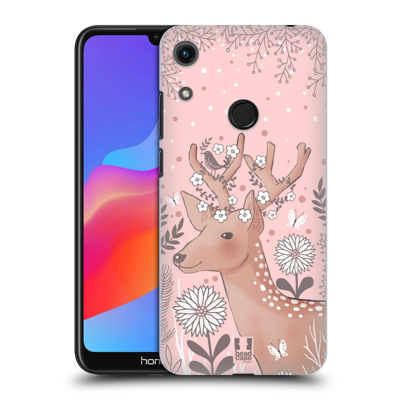 Plastové pouzdro na mobil Honor 8A - Head Case - Jelíneček