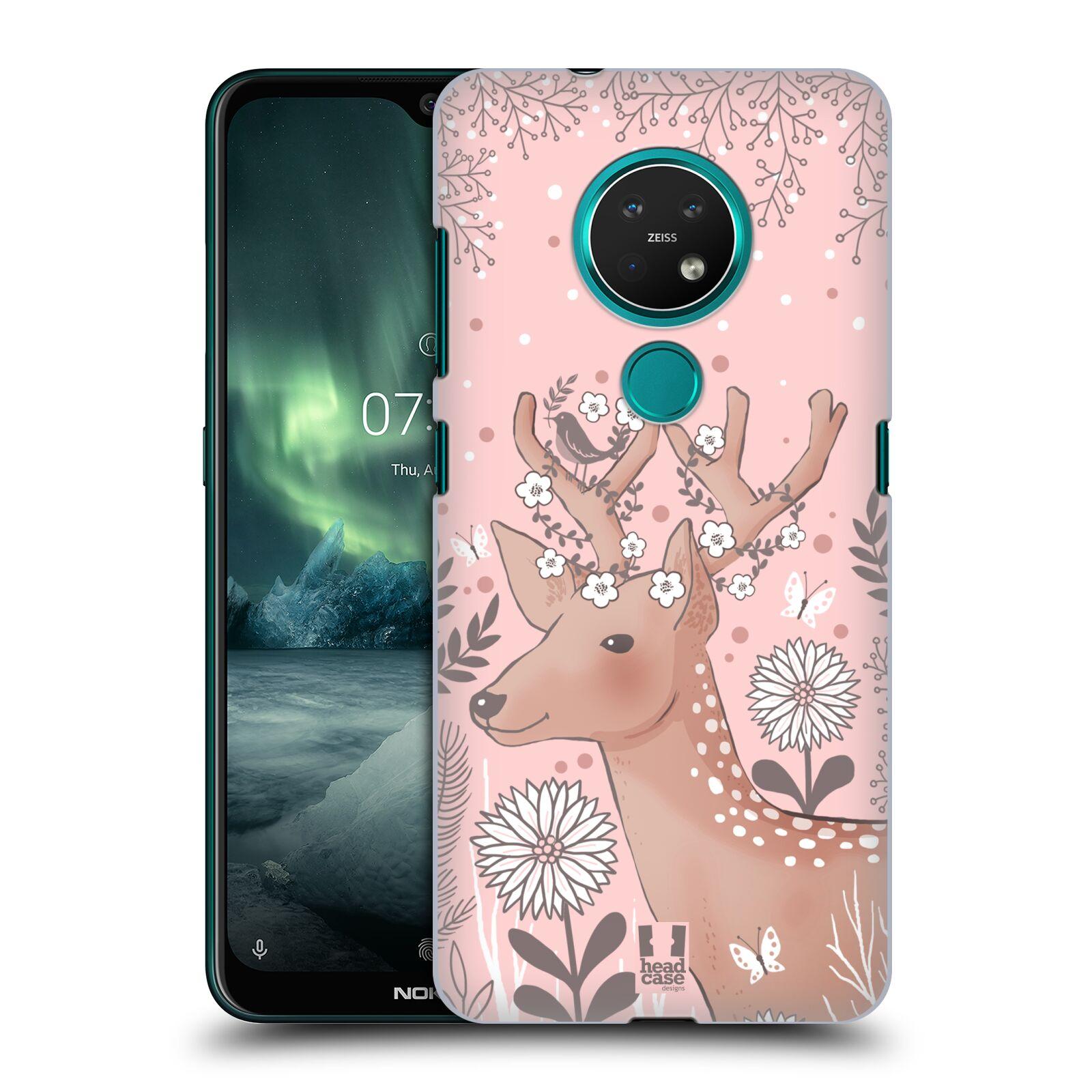 Plastové pouzdro na mobil Nokia 7.2 - Head Case - Jelíneček