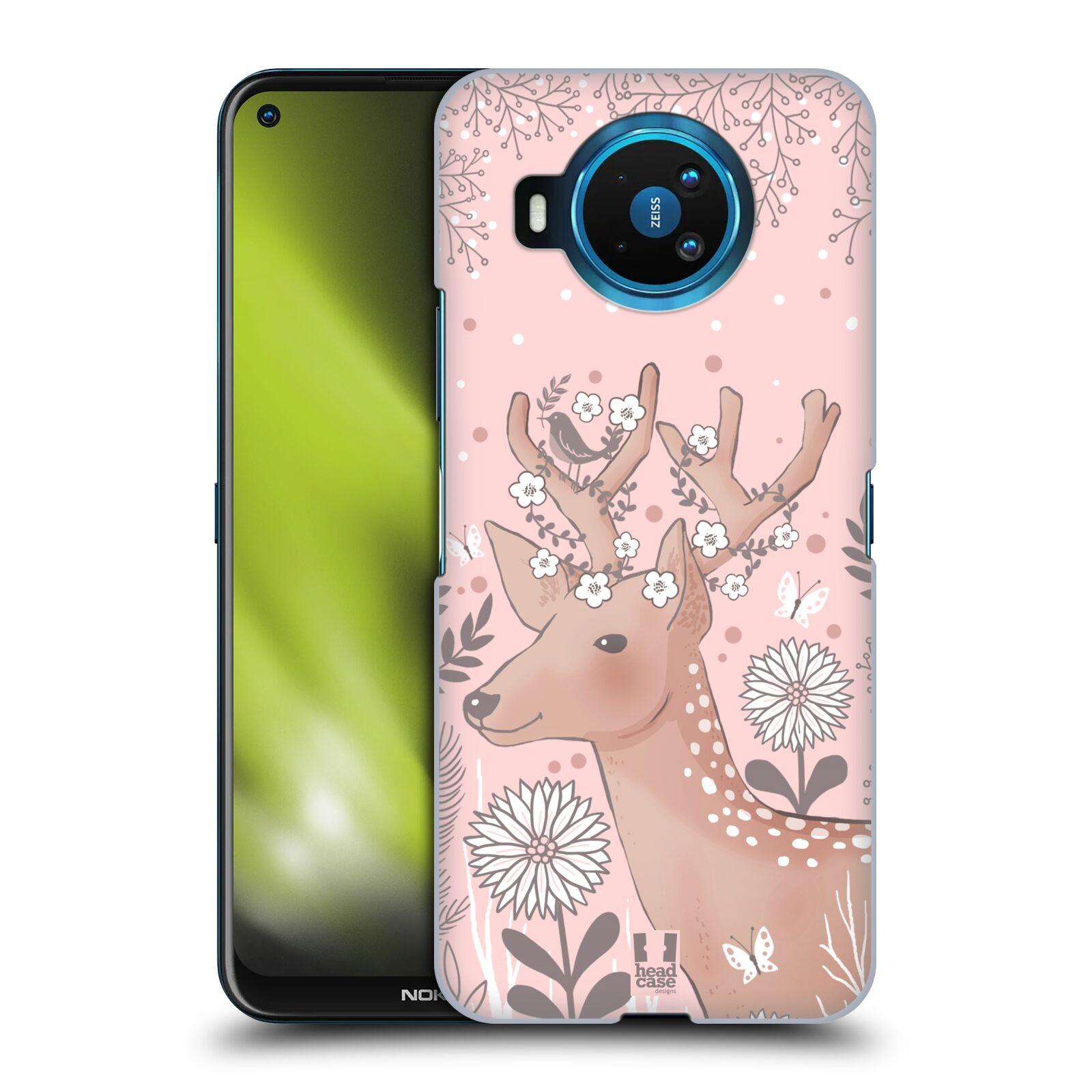 Plastové pouzdro na mobil Nokia 8.3 5G - Head Case - Jelíneček