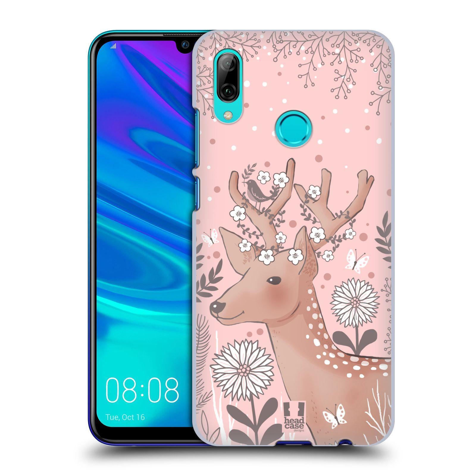 Plastové pouzdro na mobil Huawei P Smart (2019) - Head Case - Jelíneček