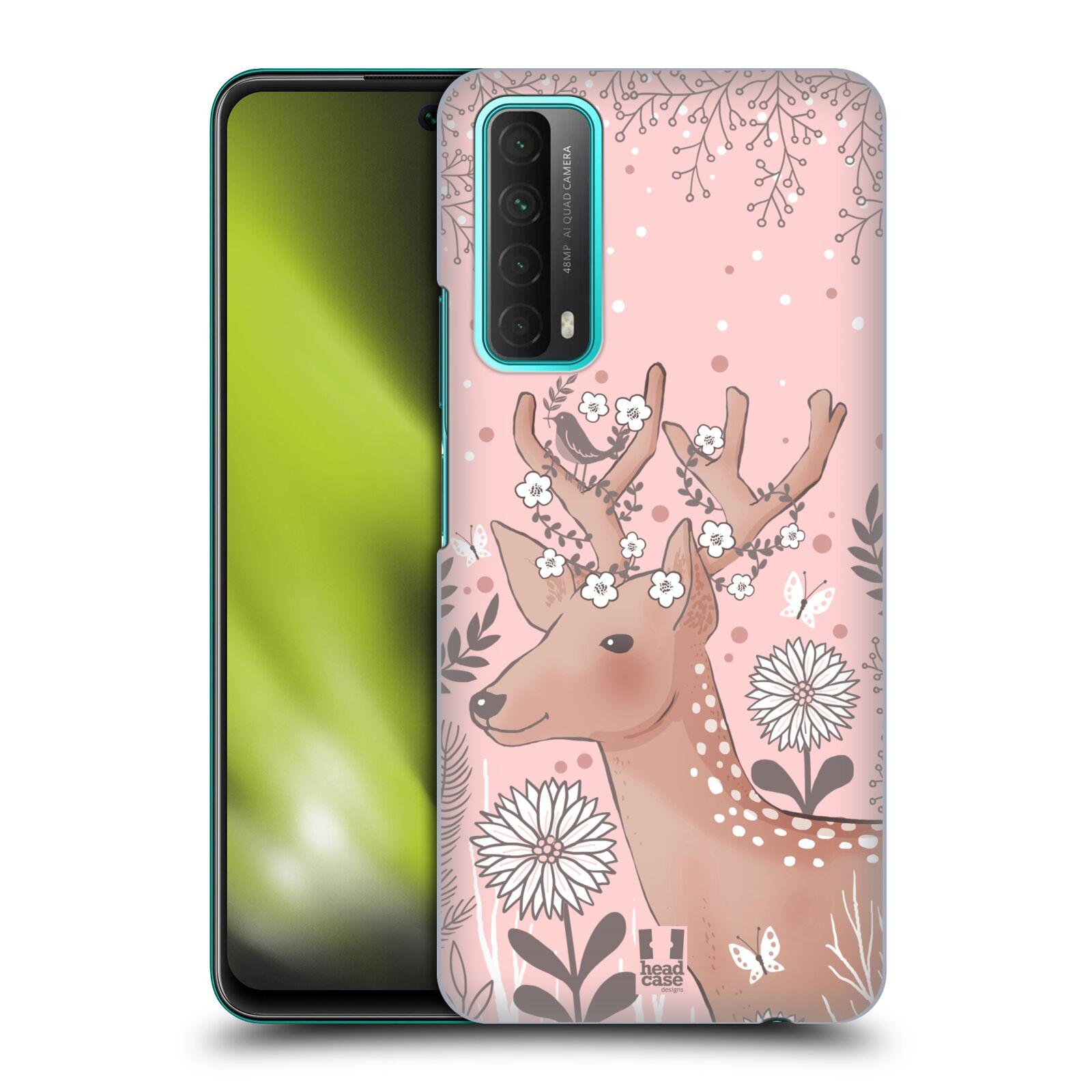 Plastové pouzdro na mobil Huawei P Smart (2021) - Head Case - Jelíneček