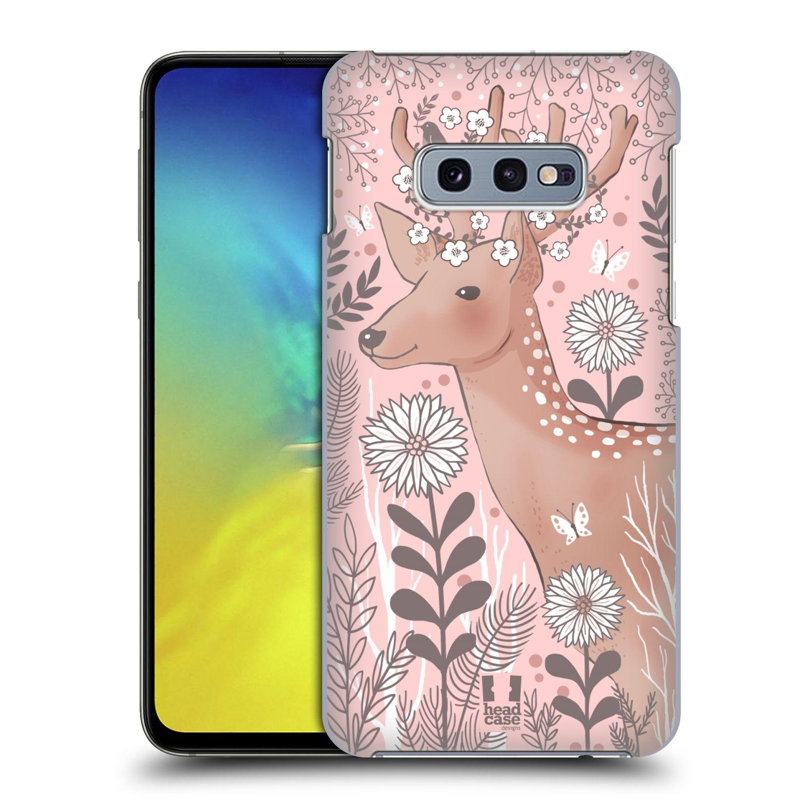 Plastové pouzdro na mobil Samsung Galaxy S10e - Head Case - Jelíneček