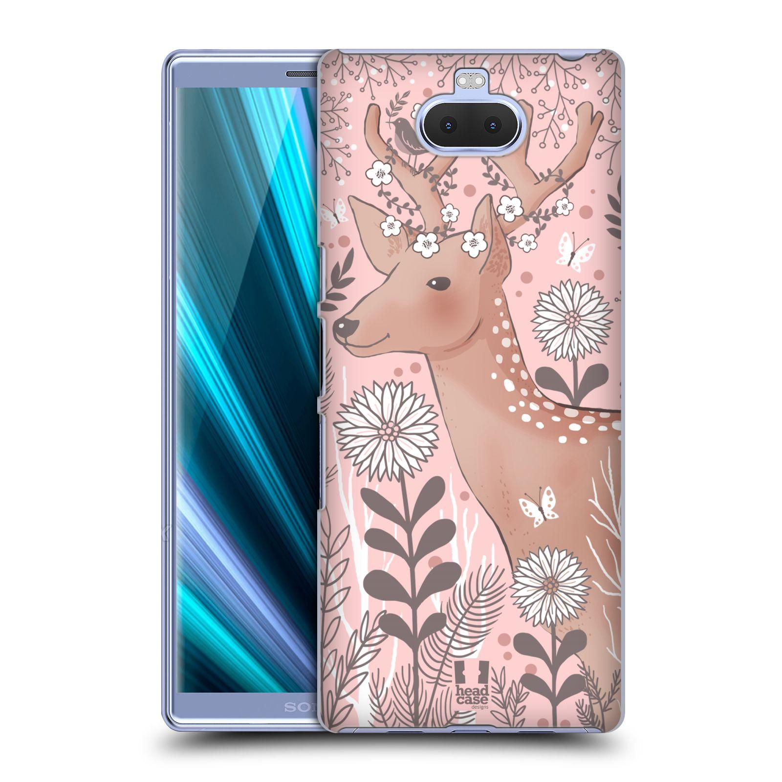 Plastové pouzdro na mobil Sony Xperia 10 - Head Case - Jelíneček