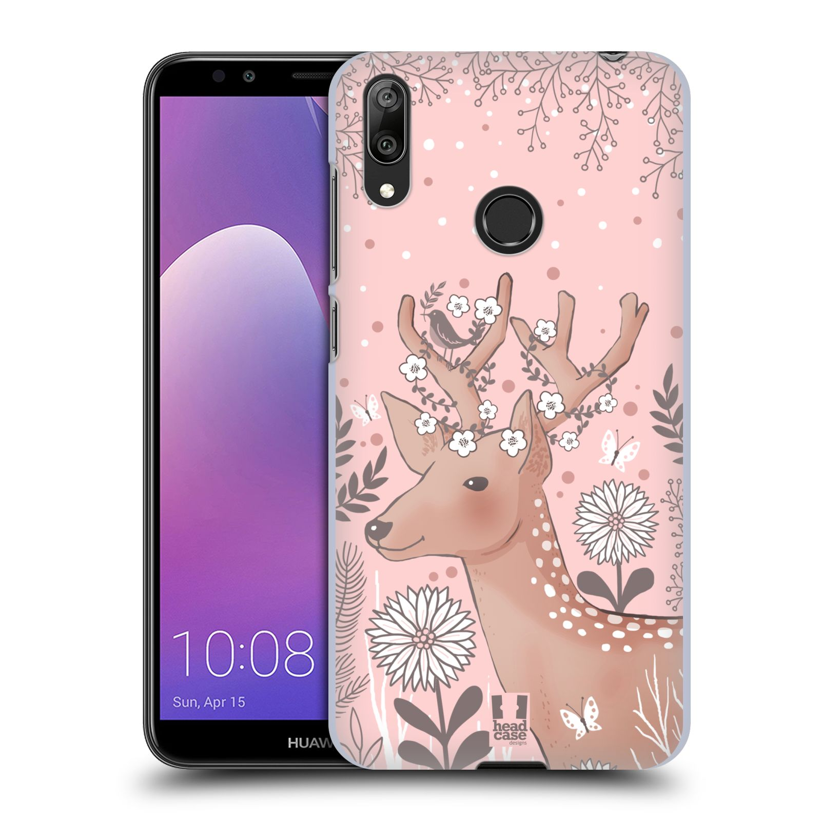 Plastové pouzdro na mobil Huawei Y7 (2019) - Head Case - Jelíneček