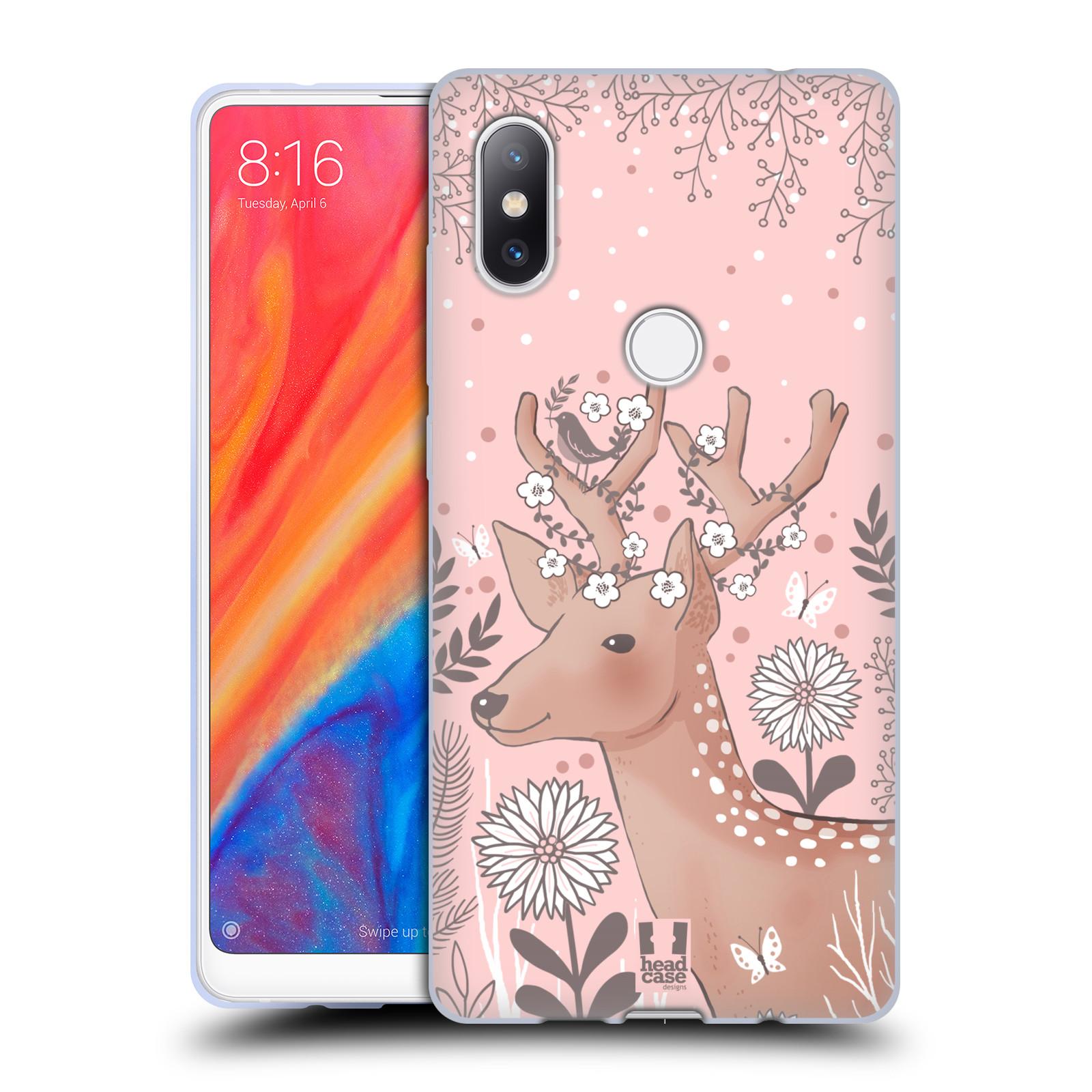Silikonové pouzdro na mobil Xiaomi Mi Mix 2S - Head Case - Jelíneček