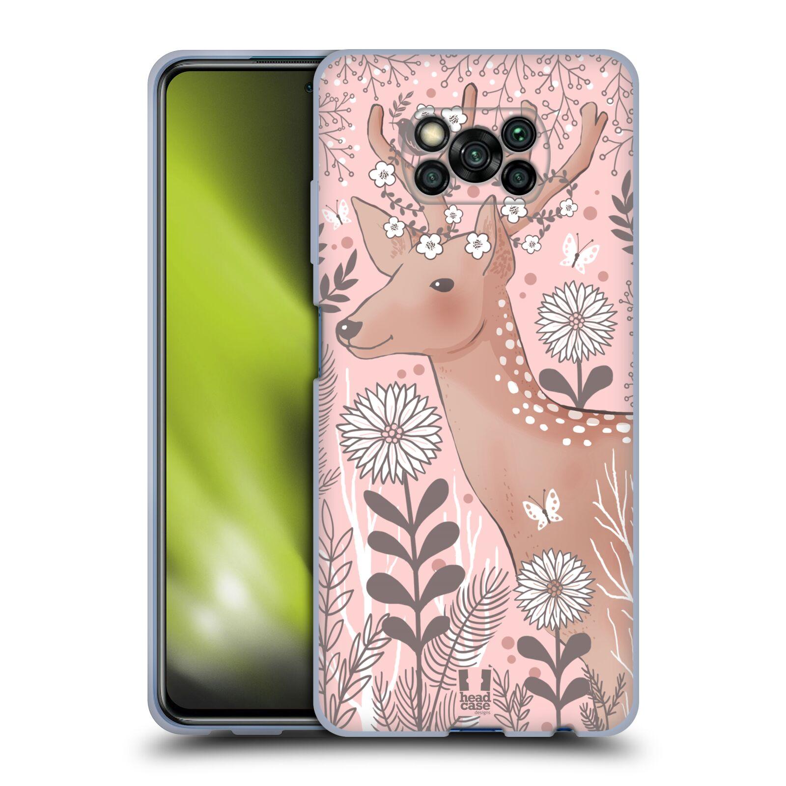 Silikonové pouzdro na mobil Xiaomi Poco X3 NFC - Head Case - Jelíneček