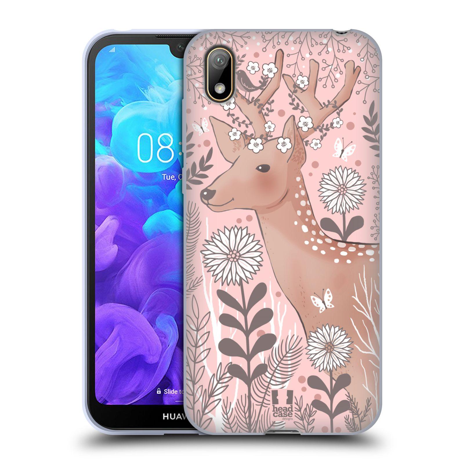 Silikonové pouzdro na mobil Huawei Y5 (2019) - Head Case - Jelíneček