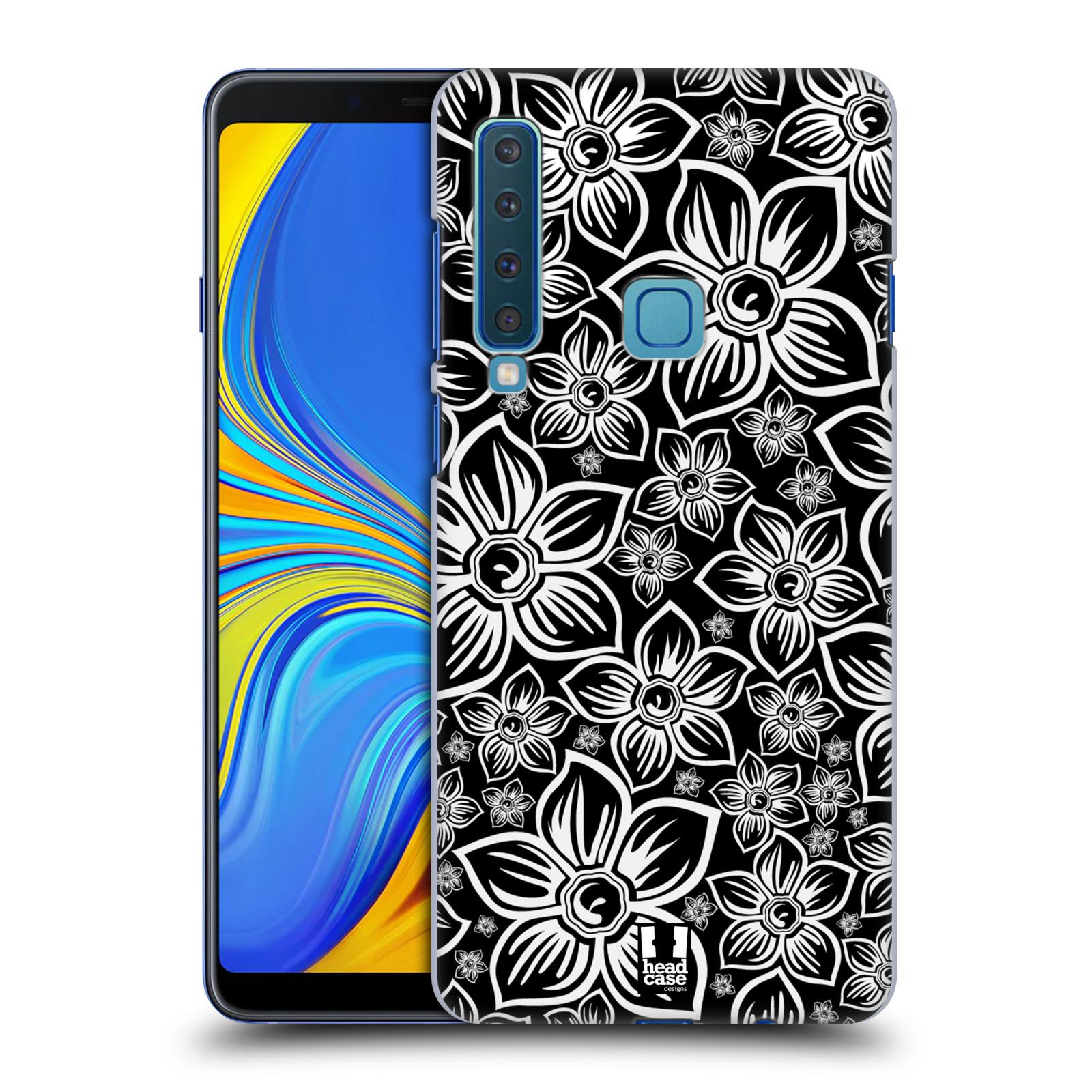 Plastové pouzdro na mobil Samsung Galaxy A9 (2018) - Head Case - FLORAL DAISY