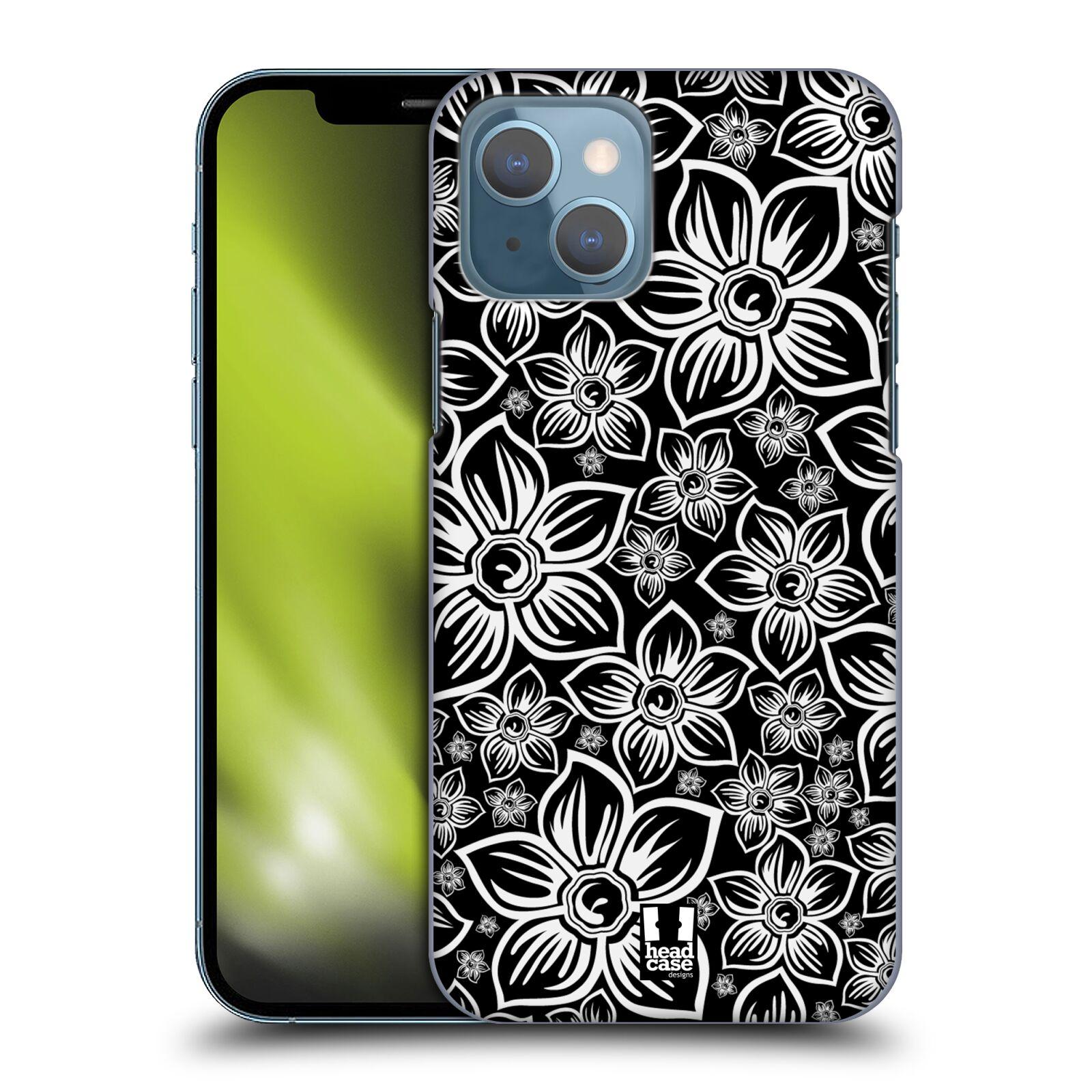 Plastové pouzdro na mobil Apple iPhone 13 - Head Case - FLORAL DAISY