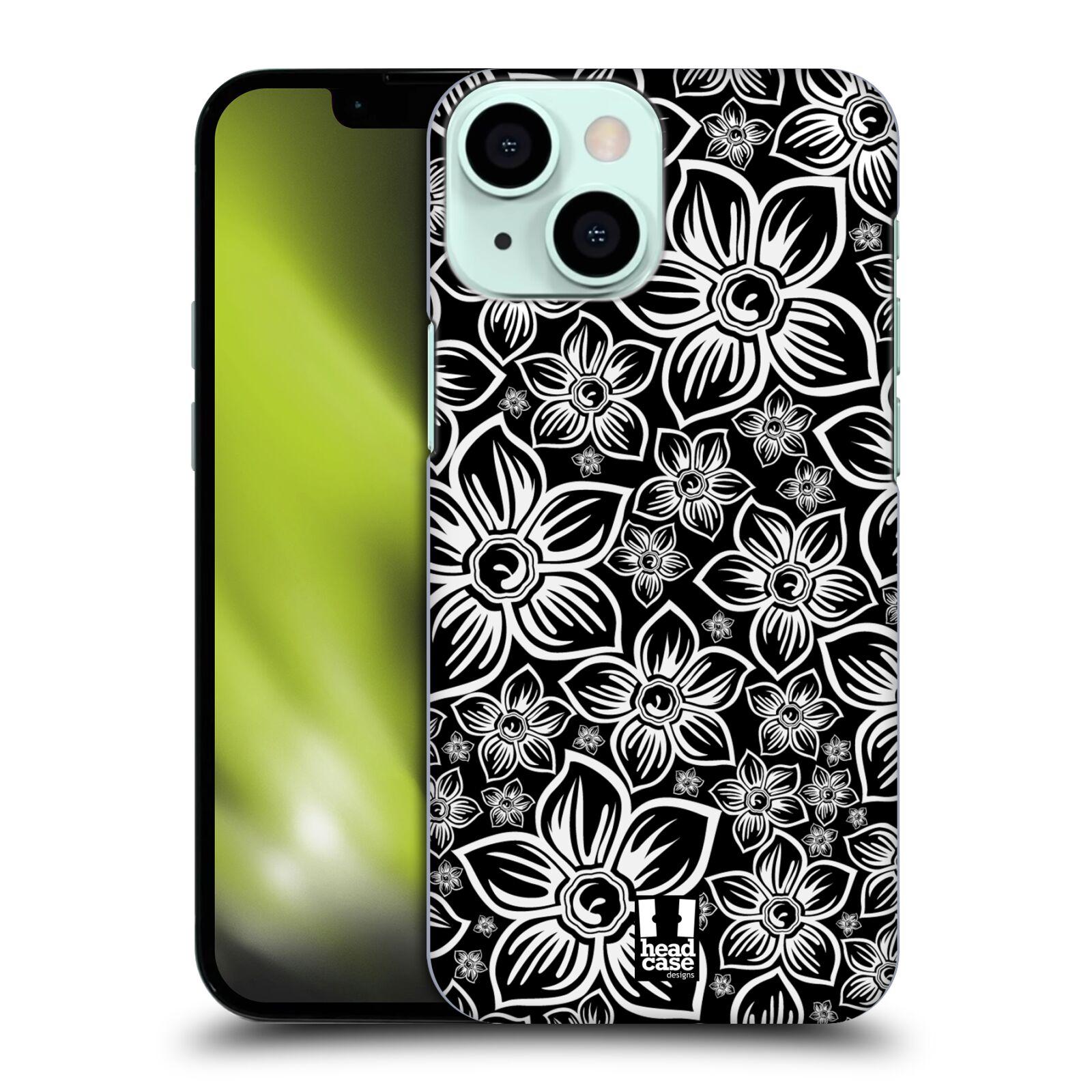 Plastové pouzdro na mobil Apple iPhone 13 Mini - Head Case - FLORAL DAISY