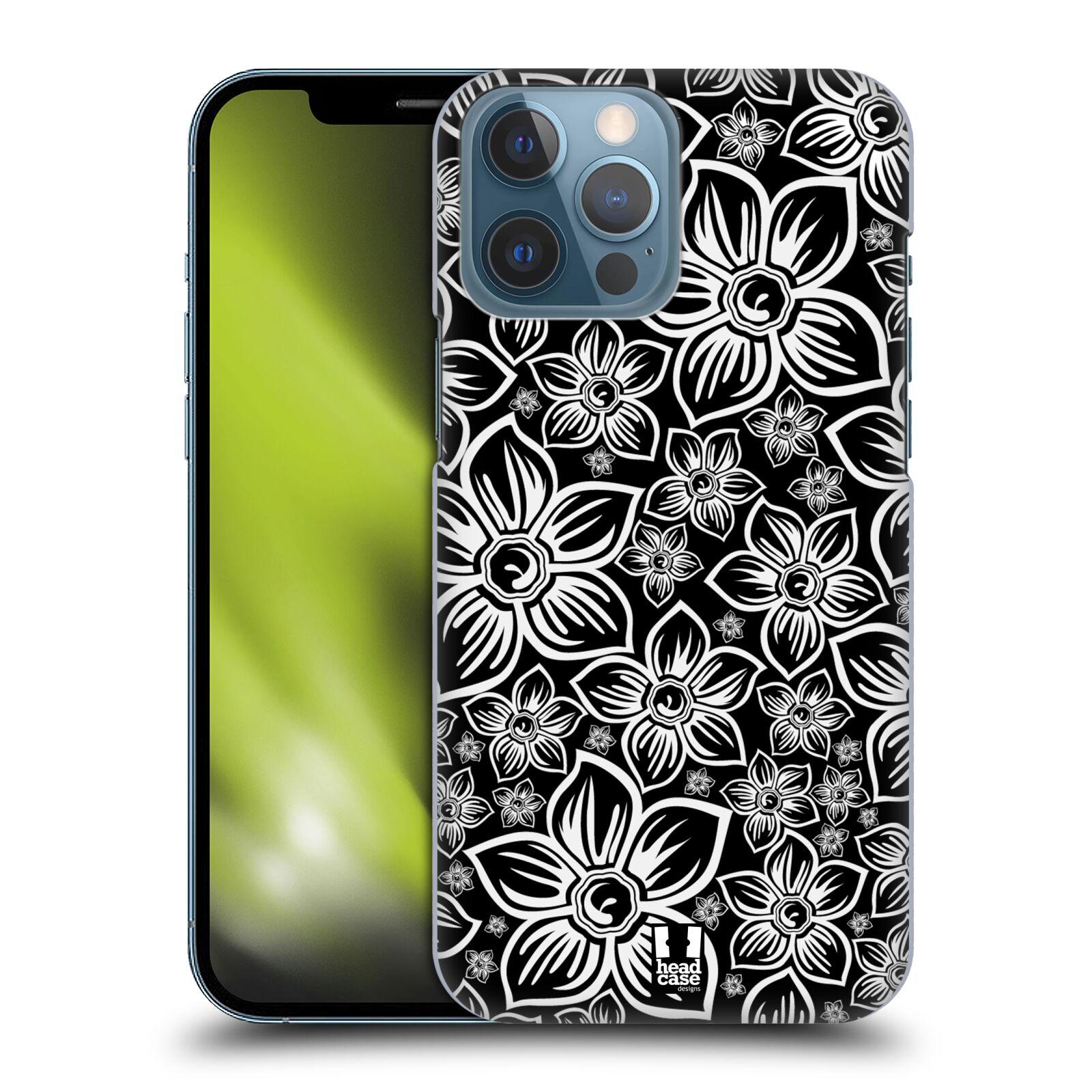 Plastové pouzdro na mobil Apple iPhone 13 Pro Max - Head Case - FLORAL DAISY