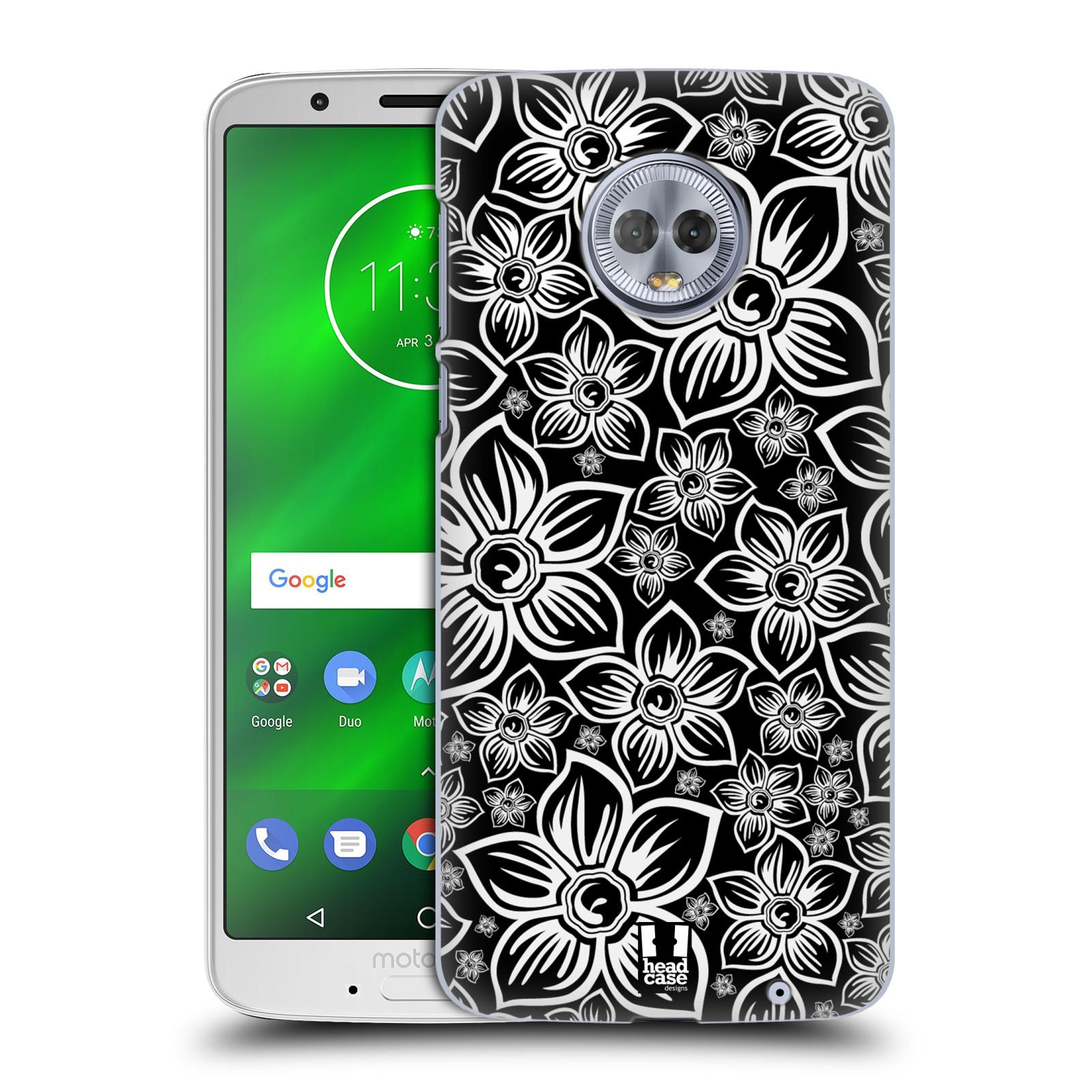 Plastové pouzdro na mobil Motorola Moto G6 Plus - Head Case - FLORAL DAISY