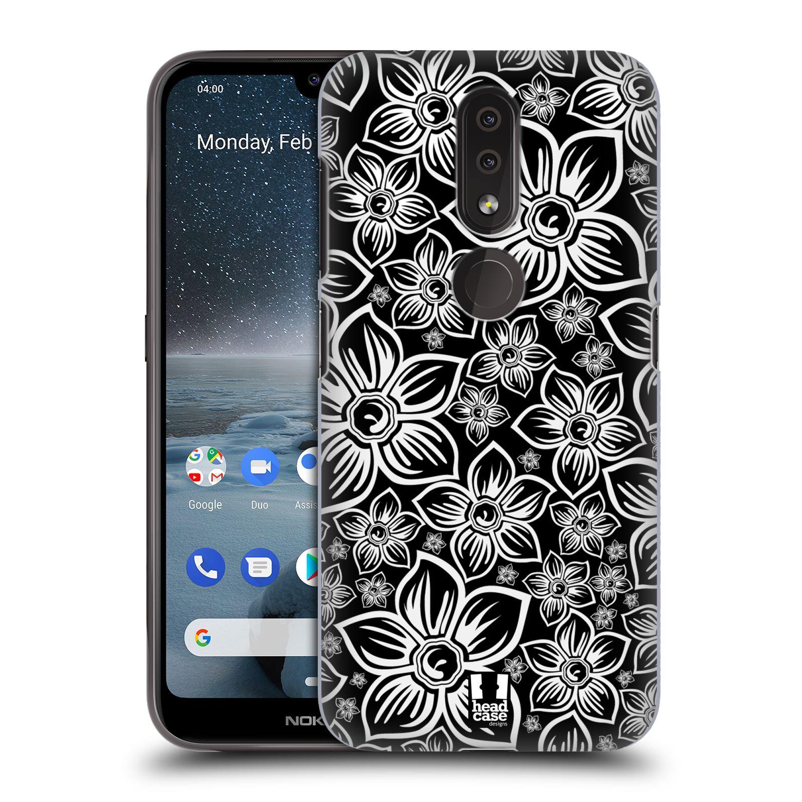 Plastové pouzdro na mobil Nokia 4.2 - Head Case - FLORAL DAISY