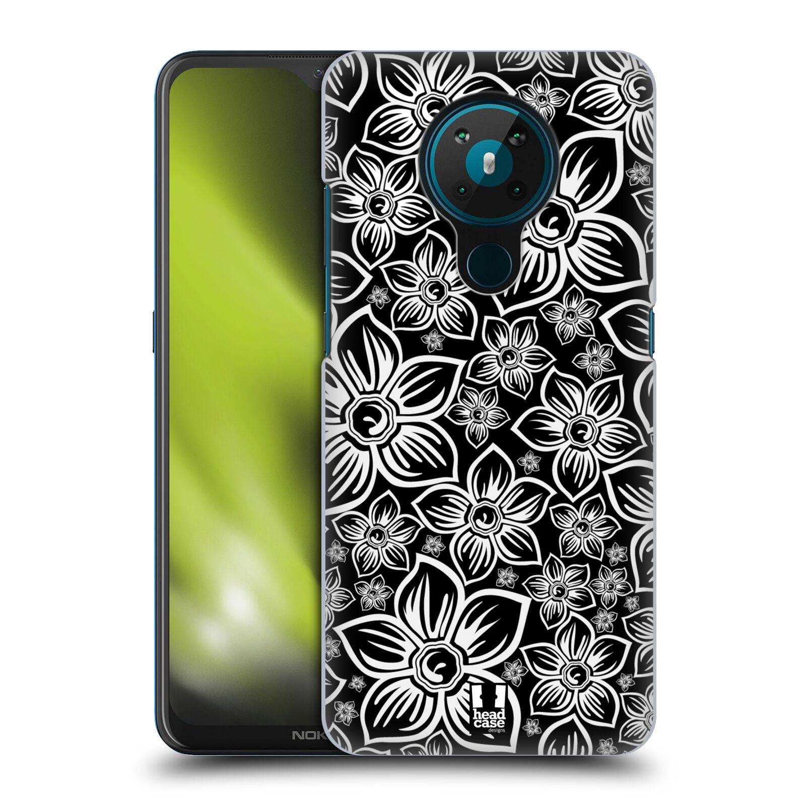 Plastové pouzdro na mobil Nokia 5.3 - Head Case - FLORAL DAISY