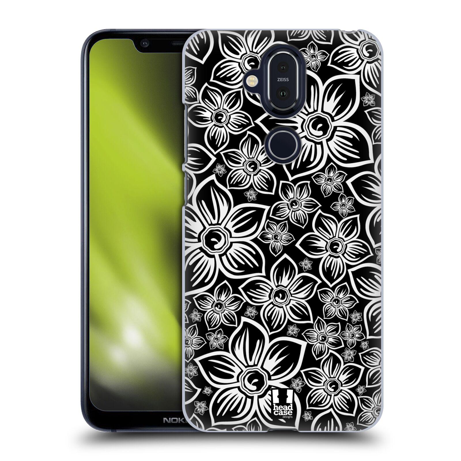Plastové pouzdro na mobil Nokia 8.1 - Head Case - FLORAL DAISY