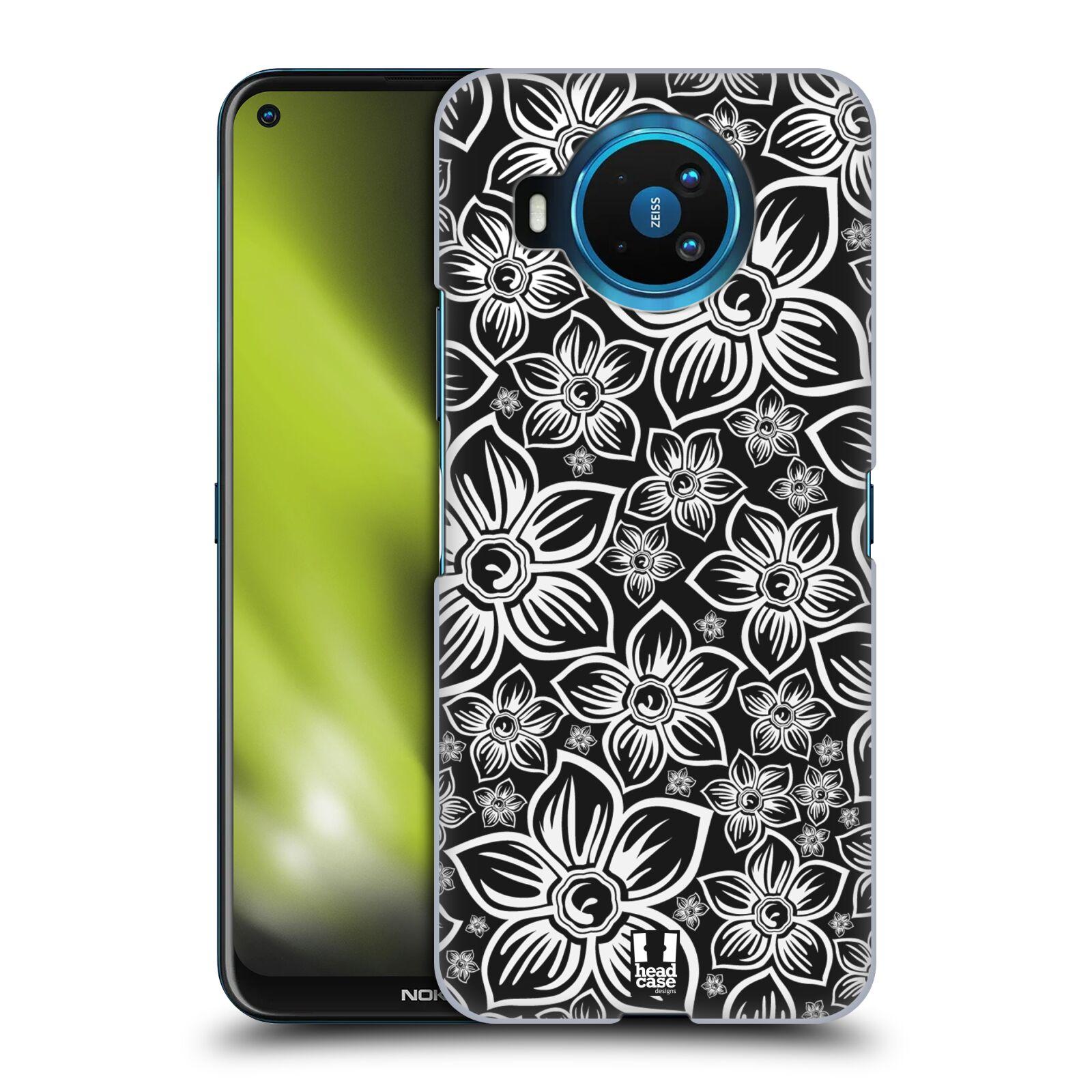 Plastové pouzdro na mobil Nokia 8.3 5G - Head Case - FLORAL DAISY
