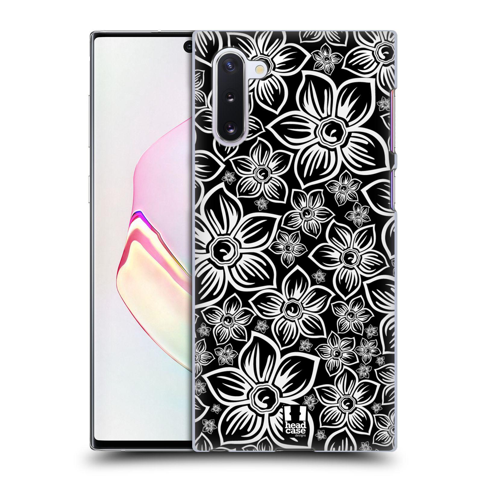 Plastové pouzdro na mobil Samsung Galaxy Note 10 - Head Case - FLORAL DAISY